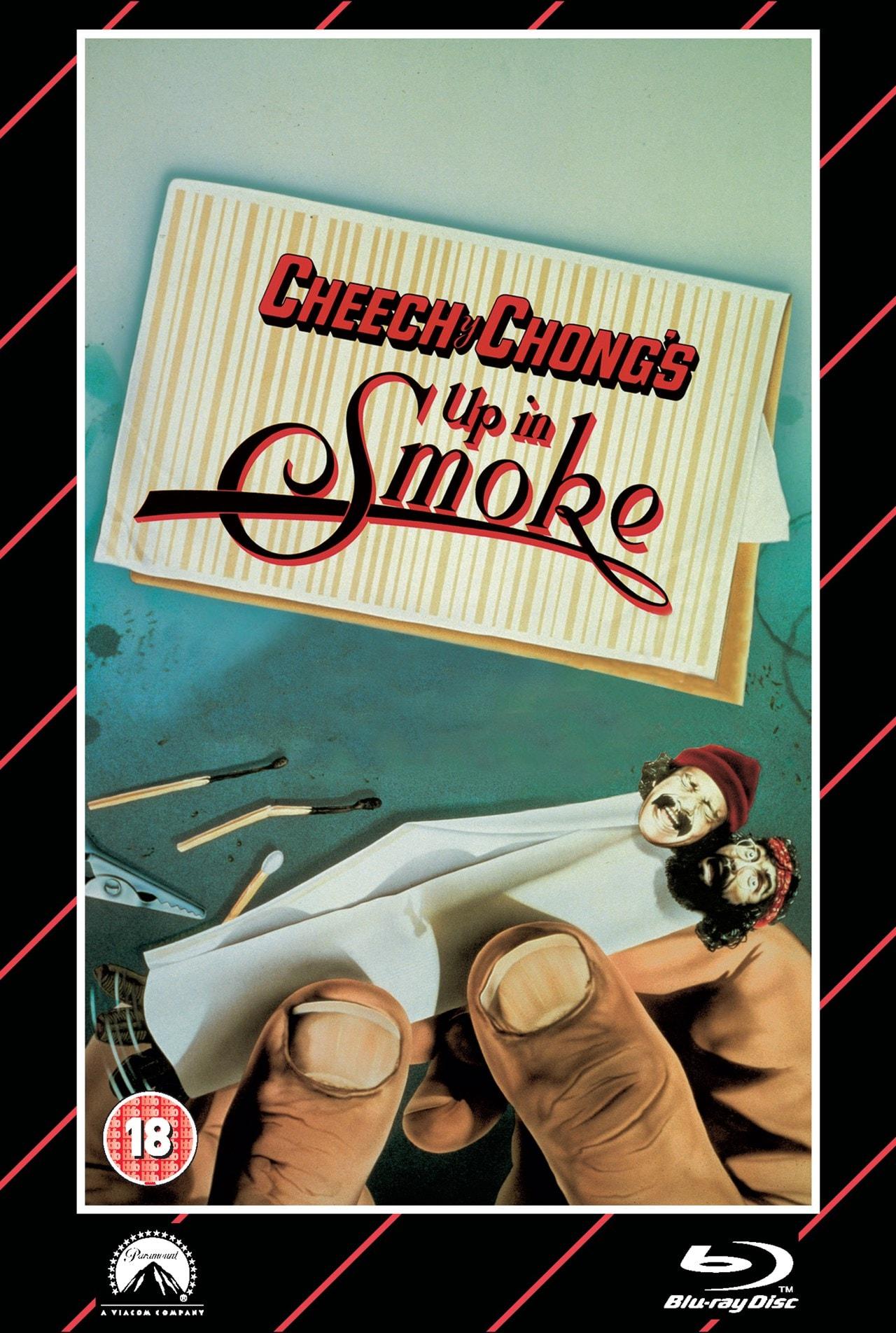 Cheech and Chong's Up in Smoke - VHS Range - 1