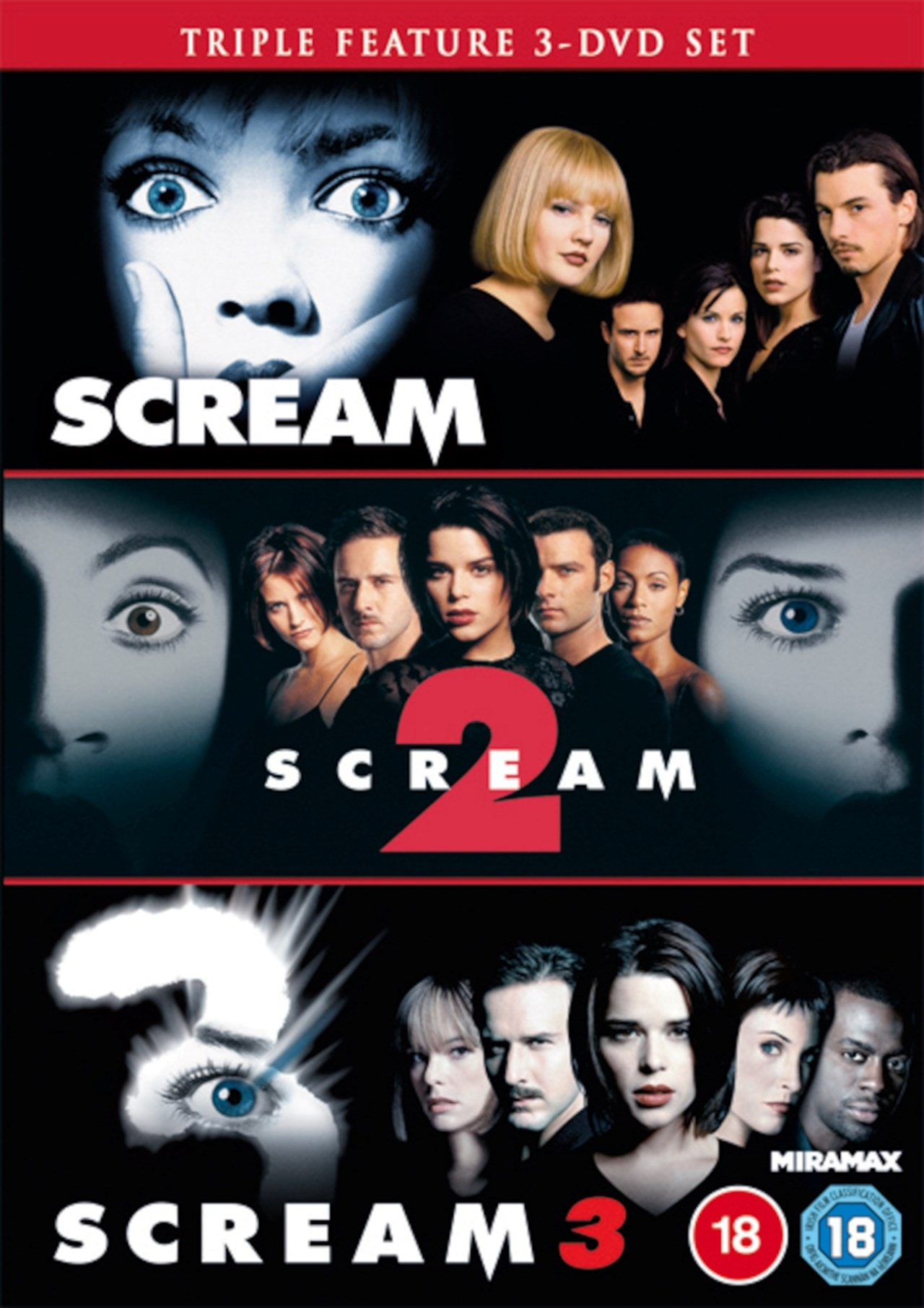 Scream Trilogy - 1