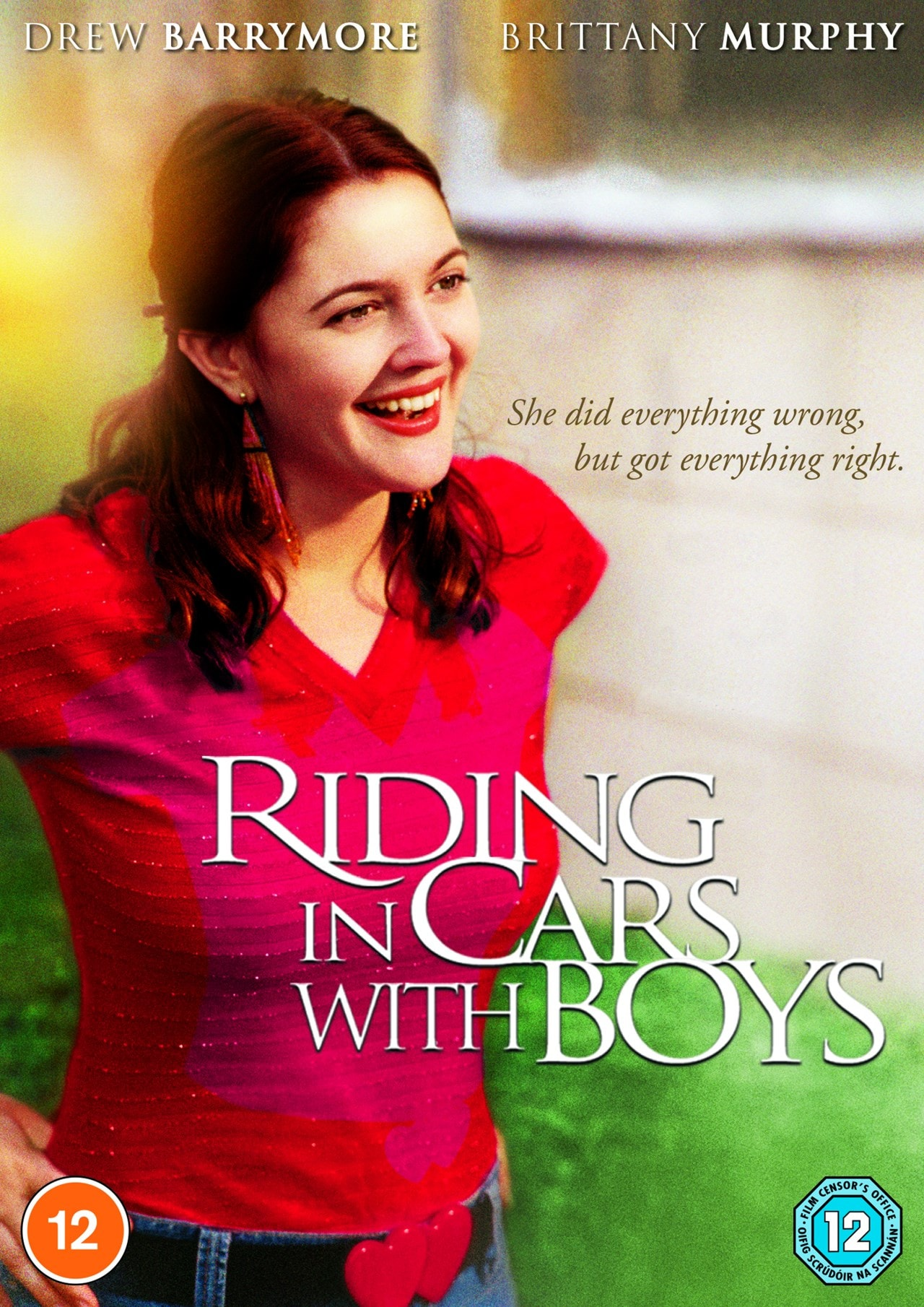 Riding in Cars With Boys - 1