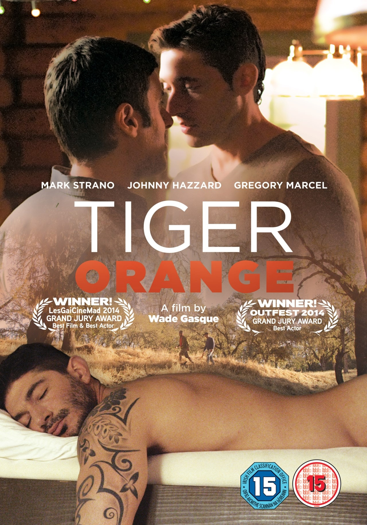 Tiger Orange - 1