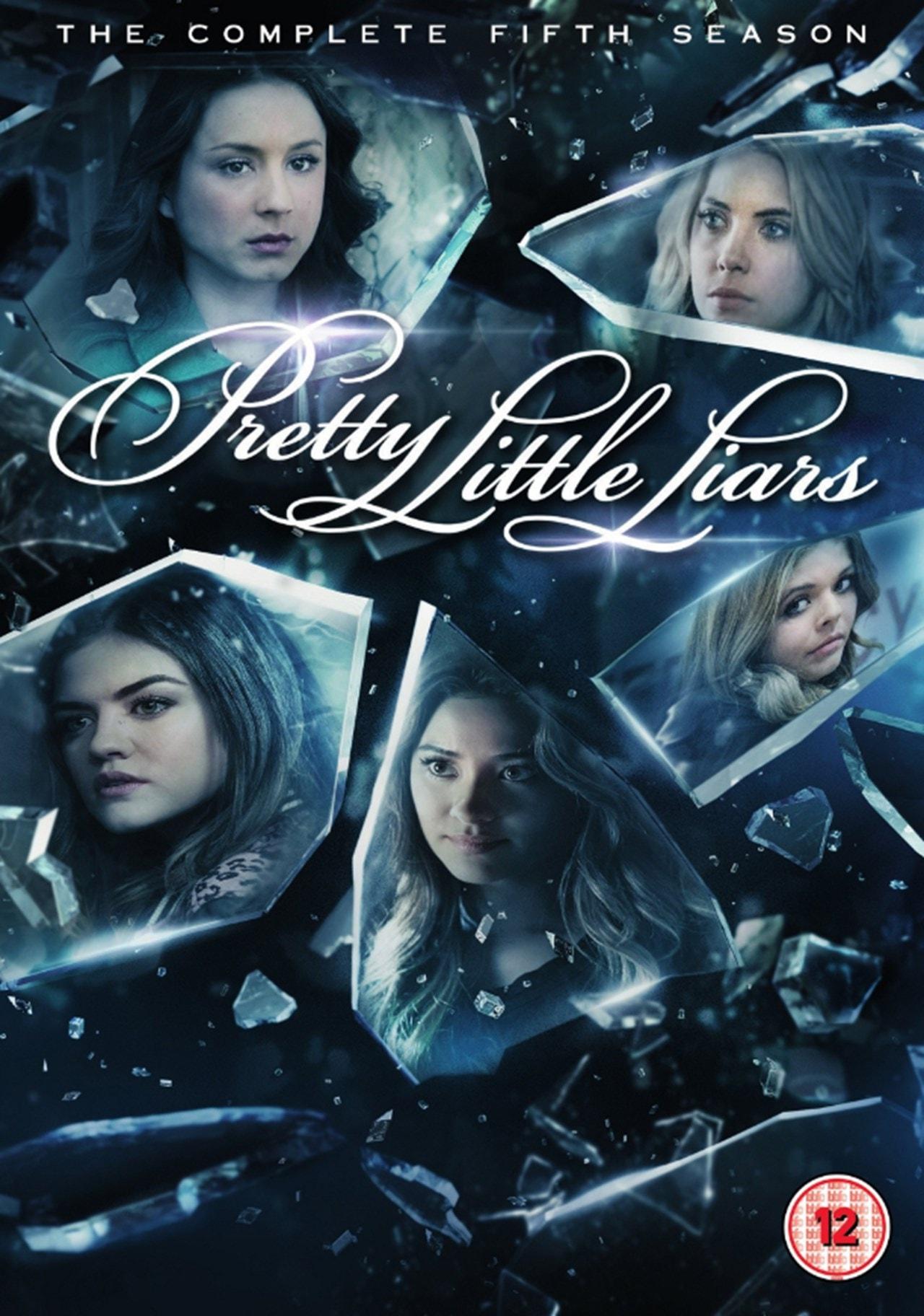 Pretty Little Liars: The Complete Fifth Season - 1