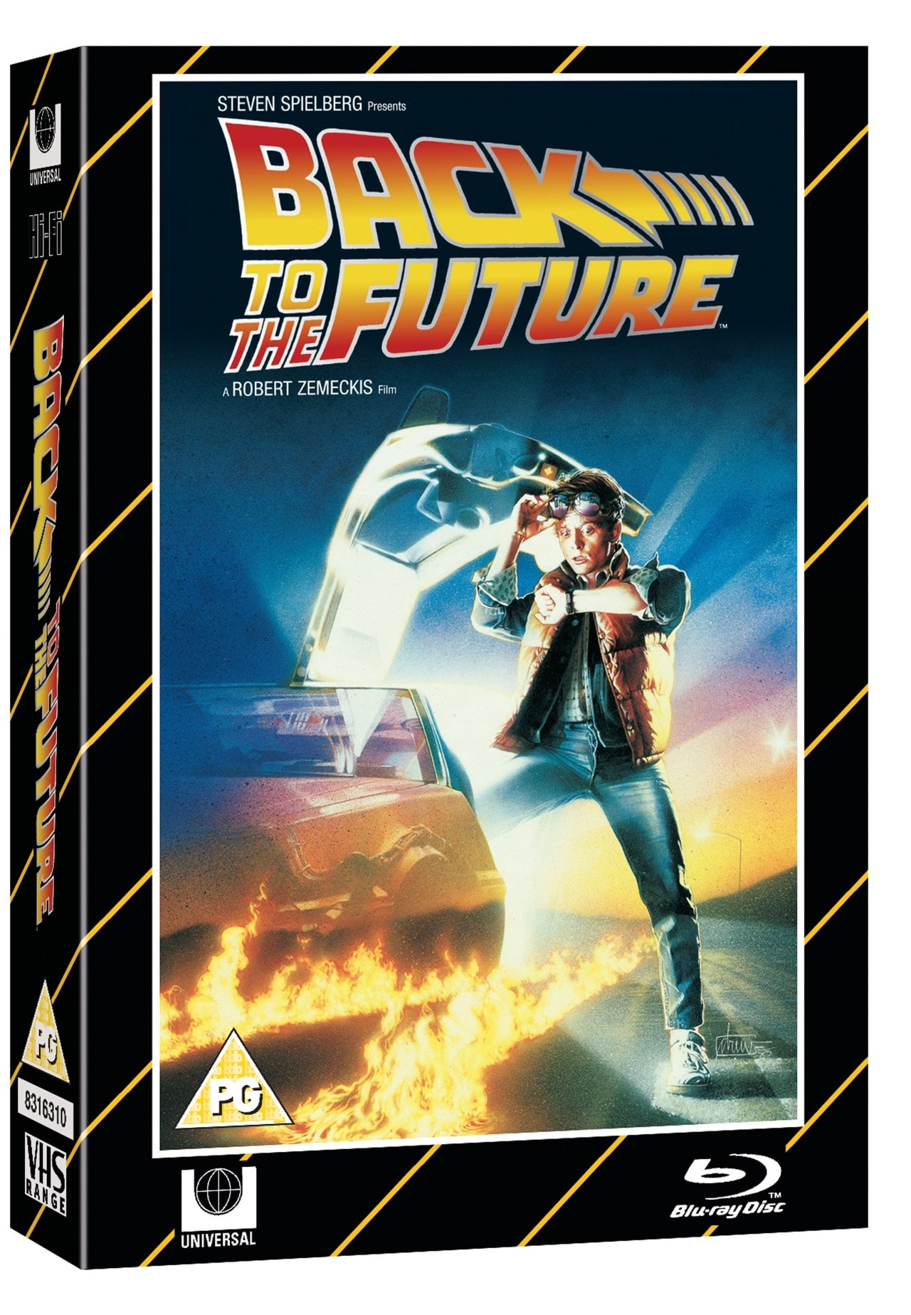 Back to the Future - VHS Range (hmv Exclusive) - 2