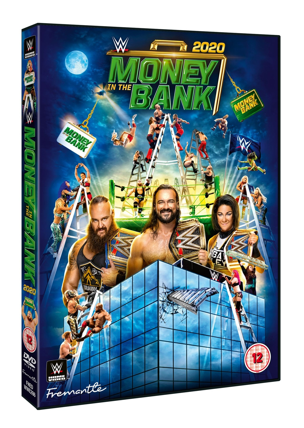 WWE: Money in the Bank 2020 - 2