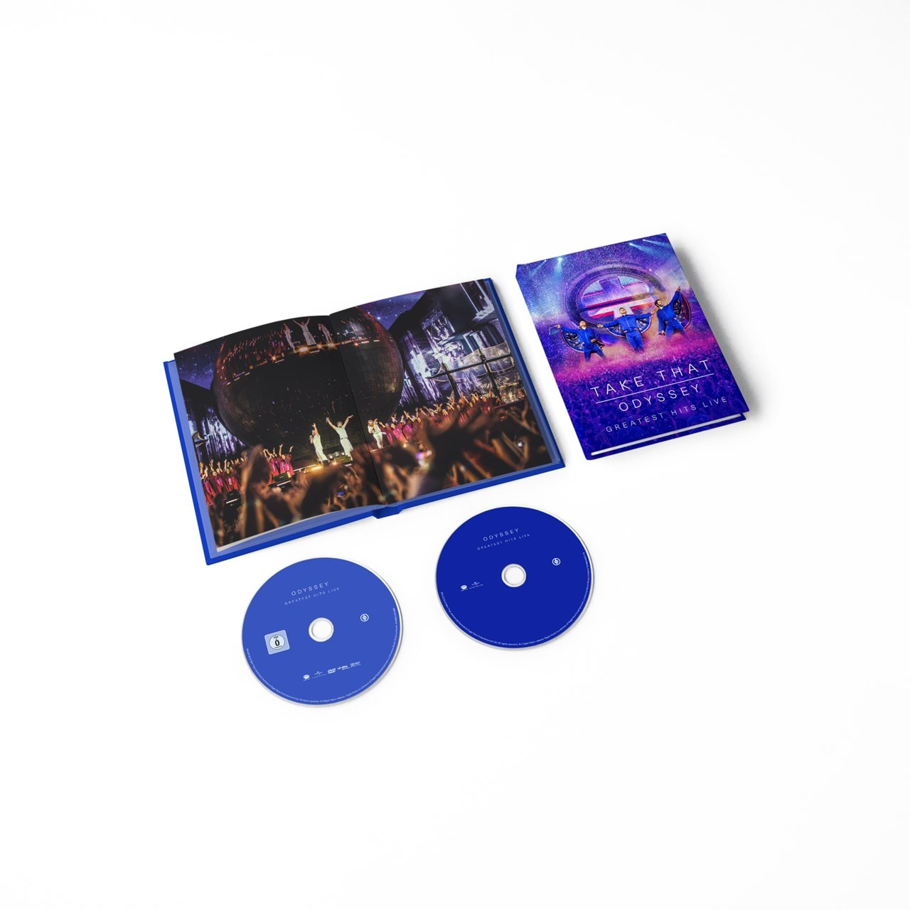 Take That: Odyssey - Greatest Hits Live - 3