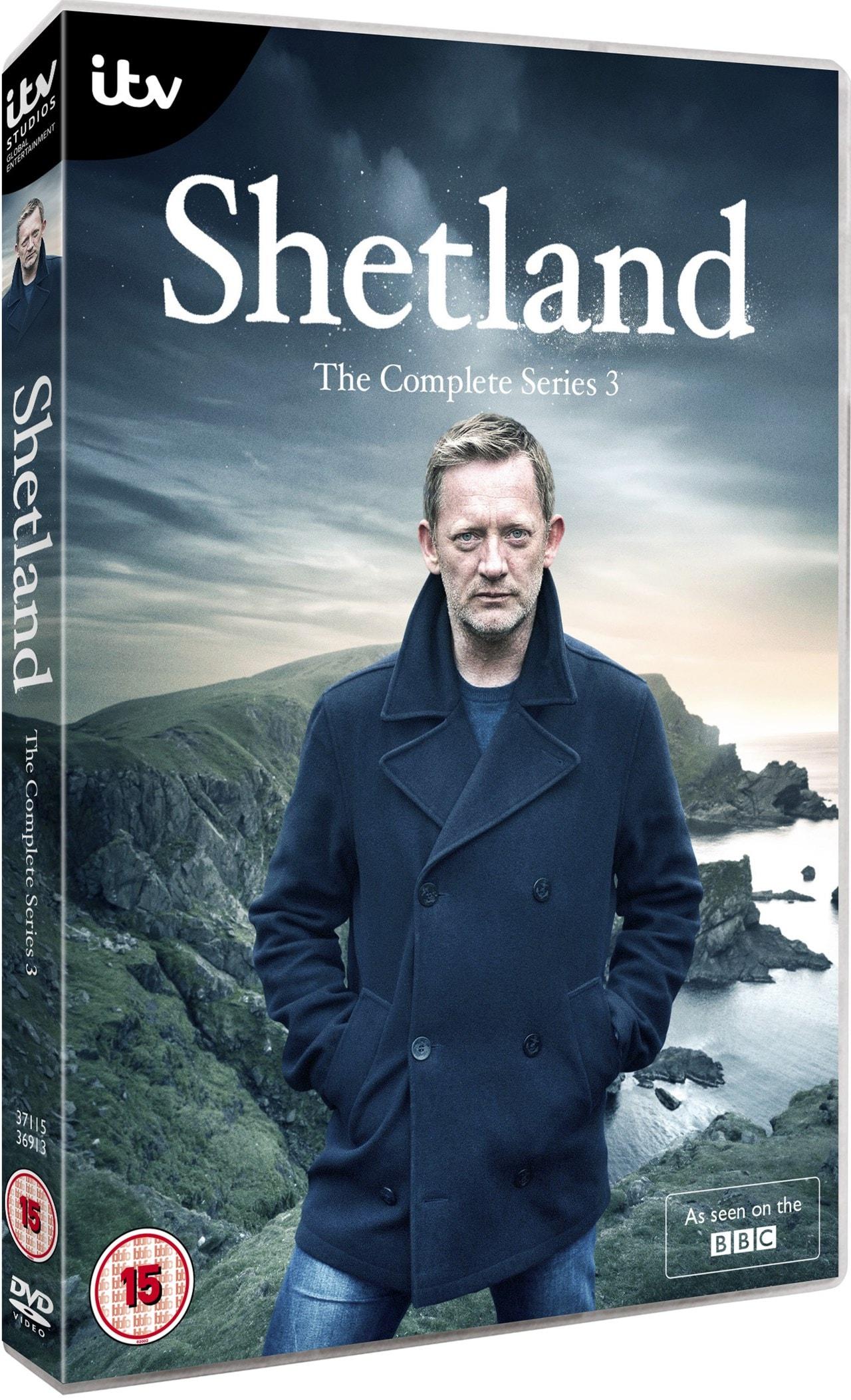 Shetland: Series 3 - 2