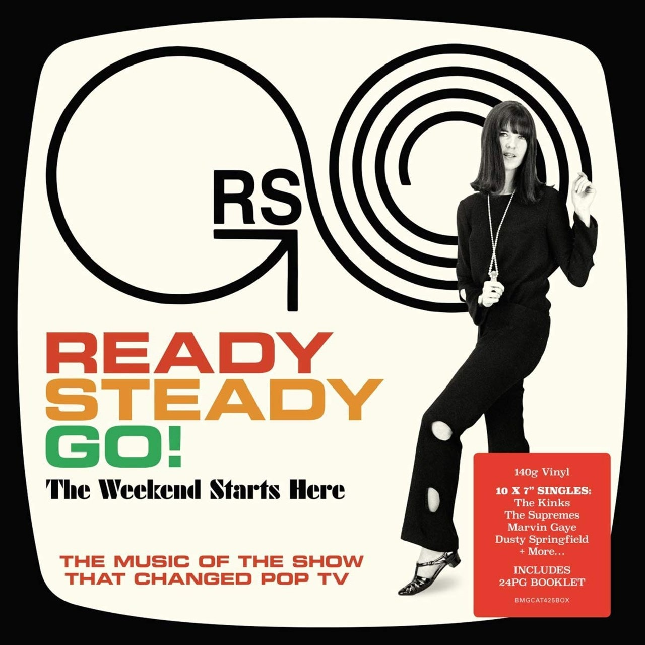 Ready Steady Go!: The Weekend Starts Here - 1