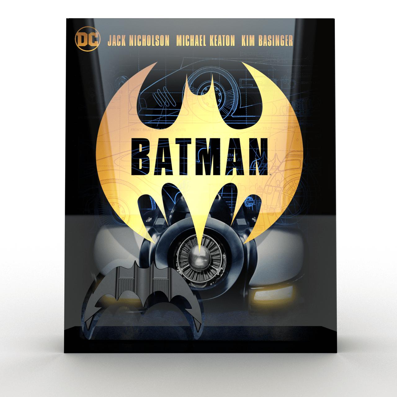 Batman Titans of Cult Limited Edition 4K Steelbook - 2