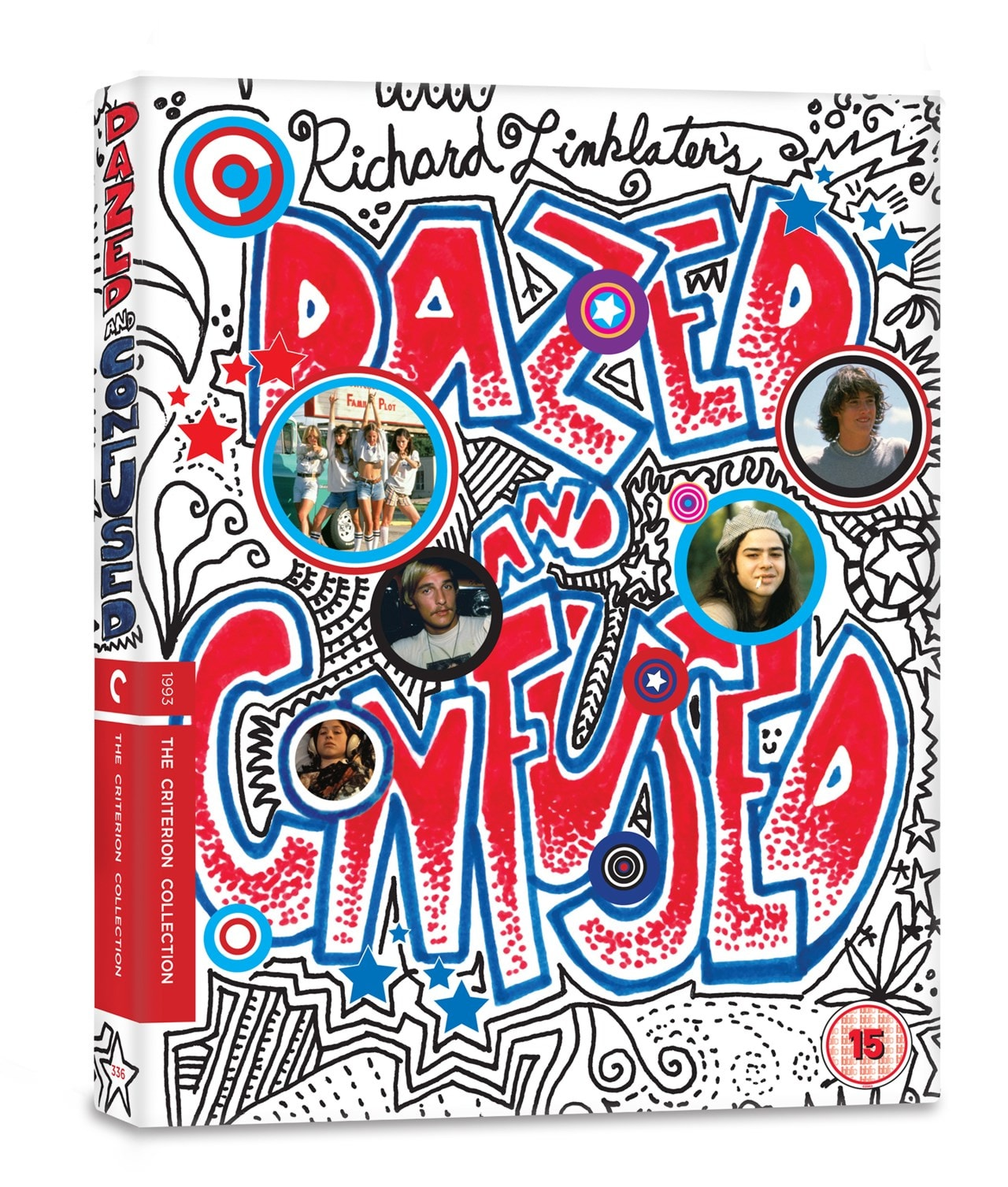 Dazed and Confused - The Criterion Collection - 2