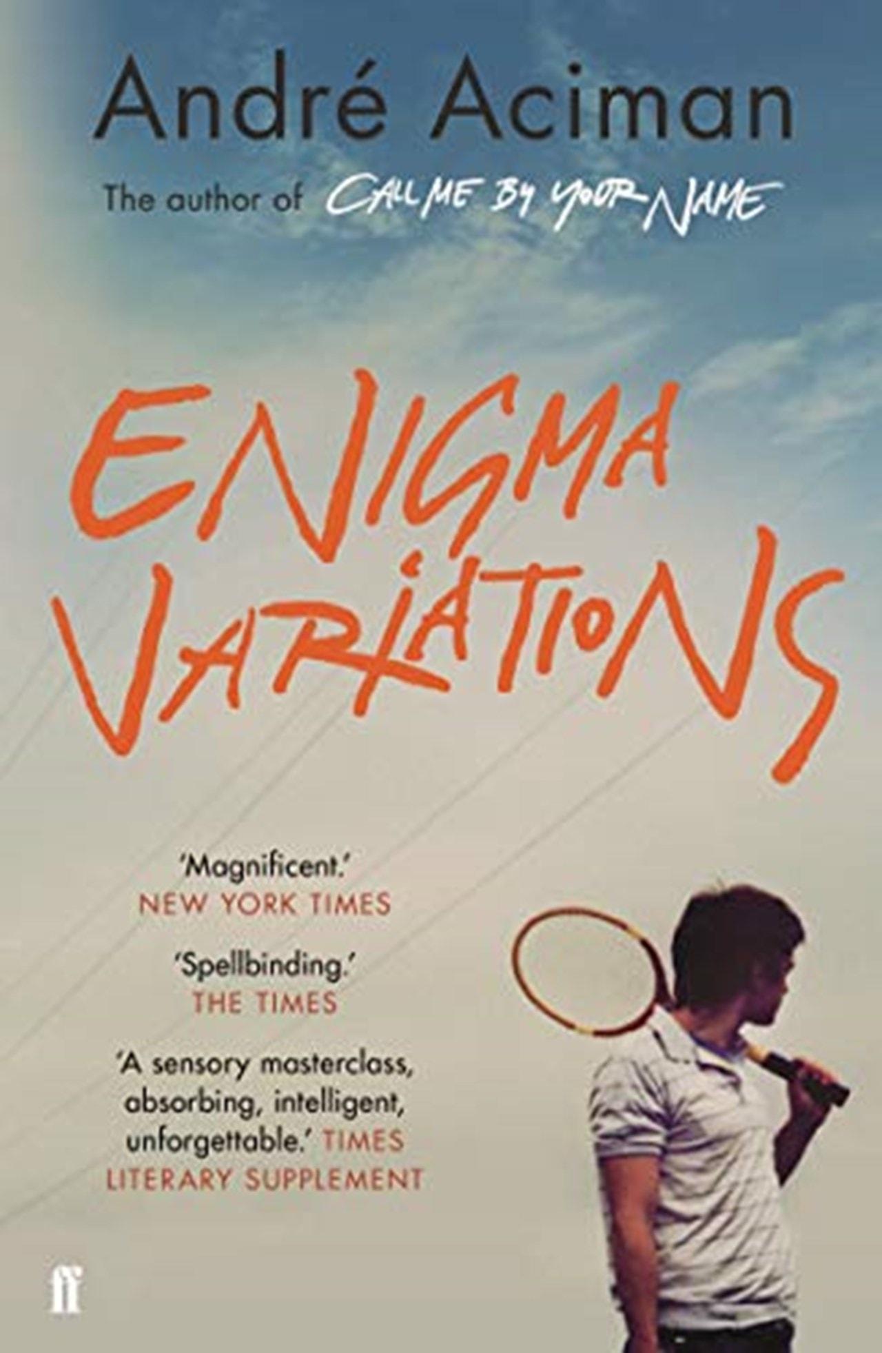 Enigma Variations - 1