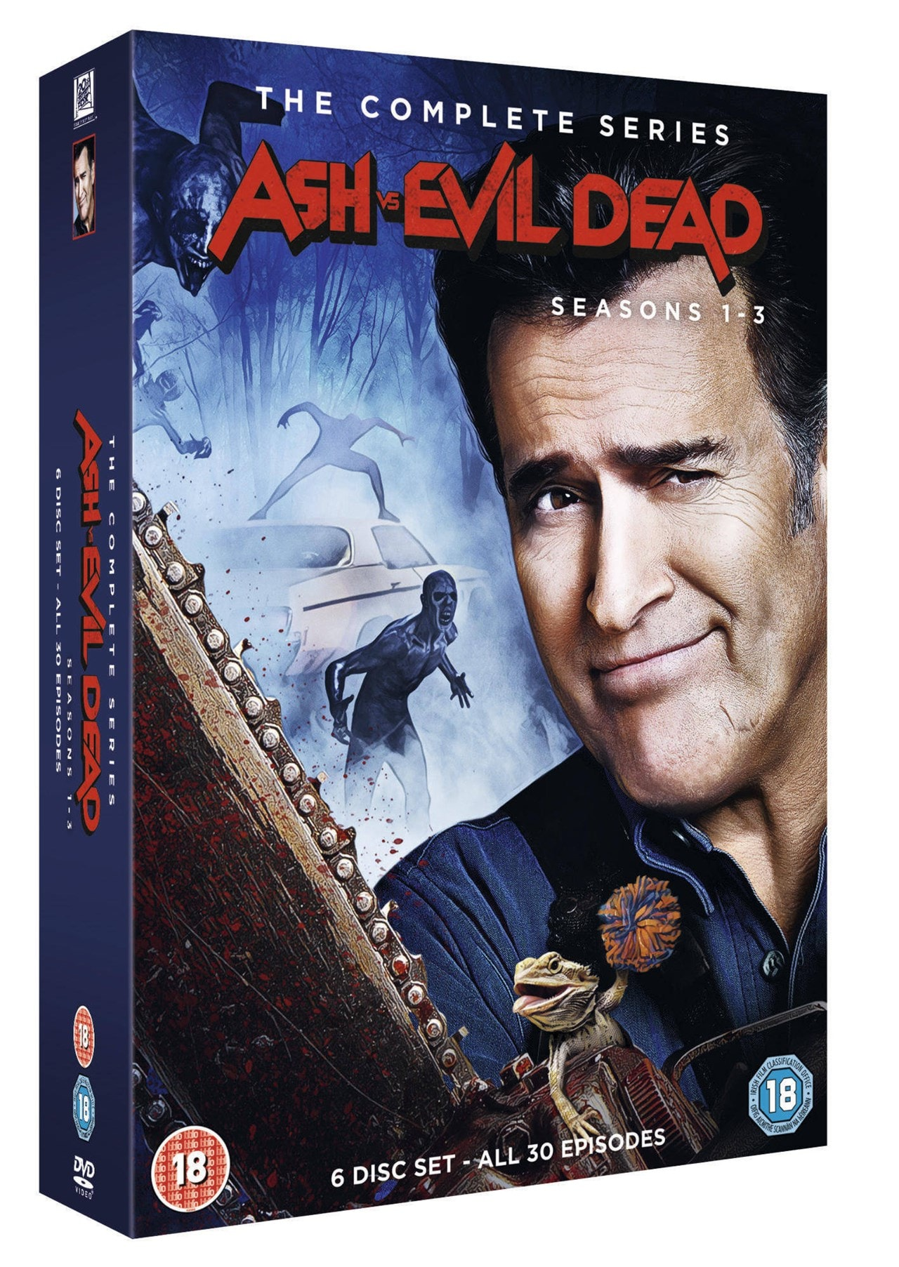 Ash Vs Evil Dead: Seasons 1-3 - 2