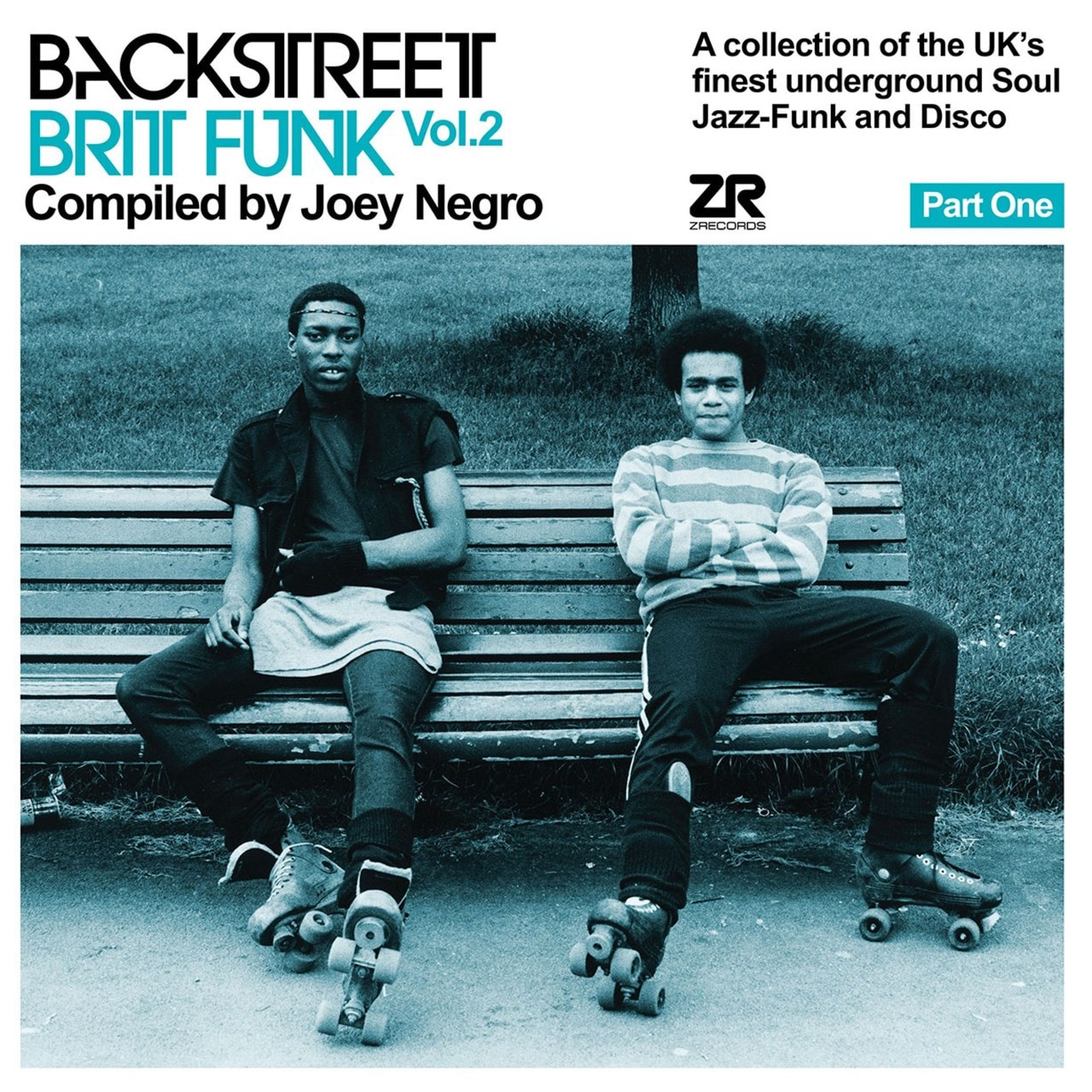 Backstreet Brit Funk: Compiled By Joey Negro - Volume 2 - 1
