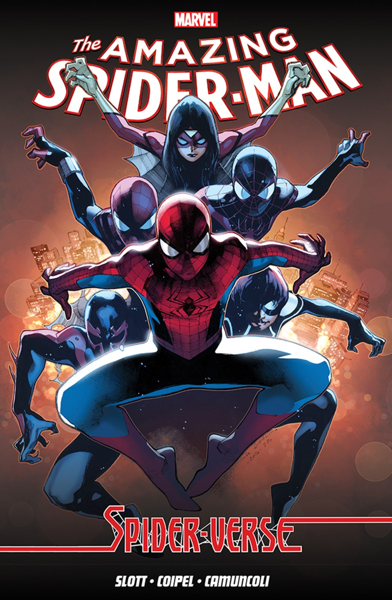 Amazing Spider-Man: Vol.3: Spider-Verse - 1