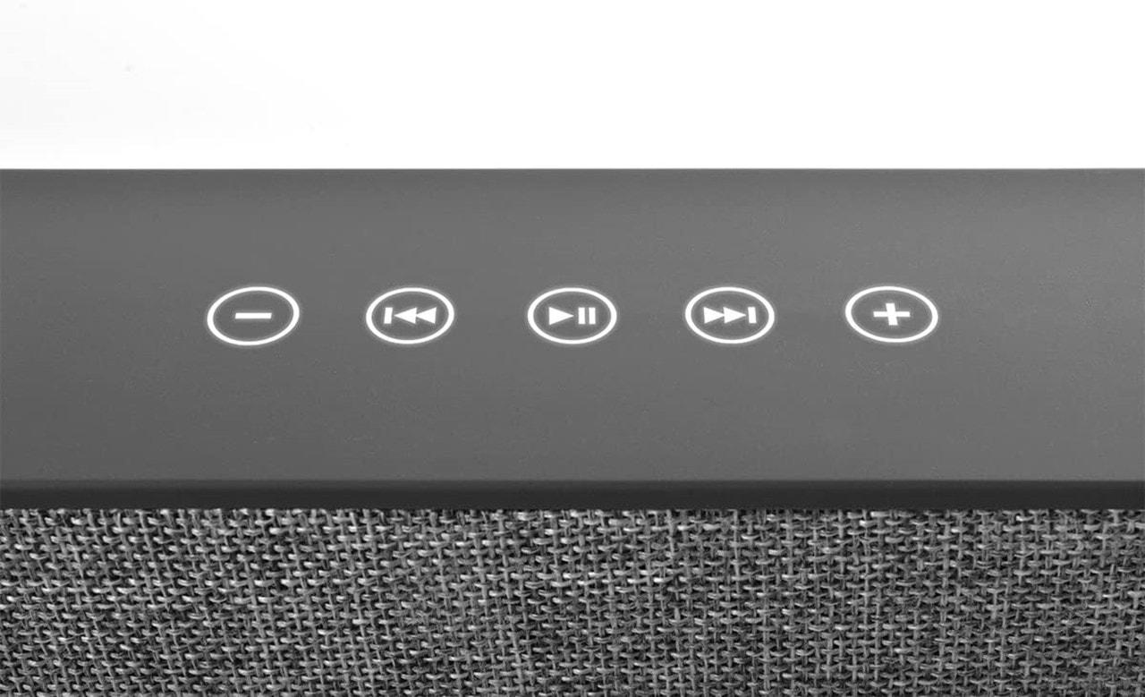 Fresh N Rebel Rockbox Brick Concrete Fabric Edition Bluetooth Speaker - 4