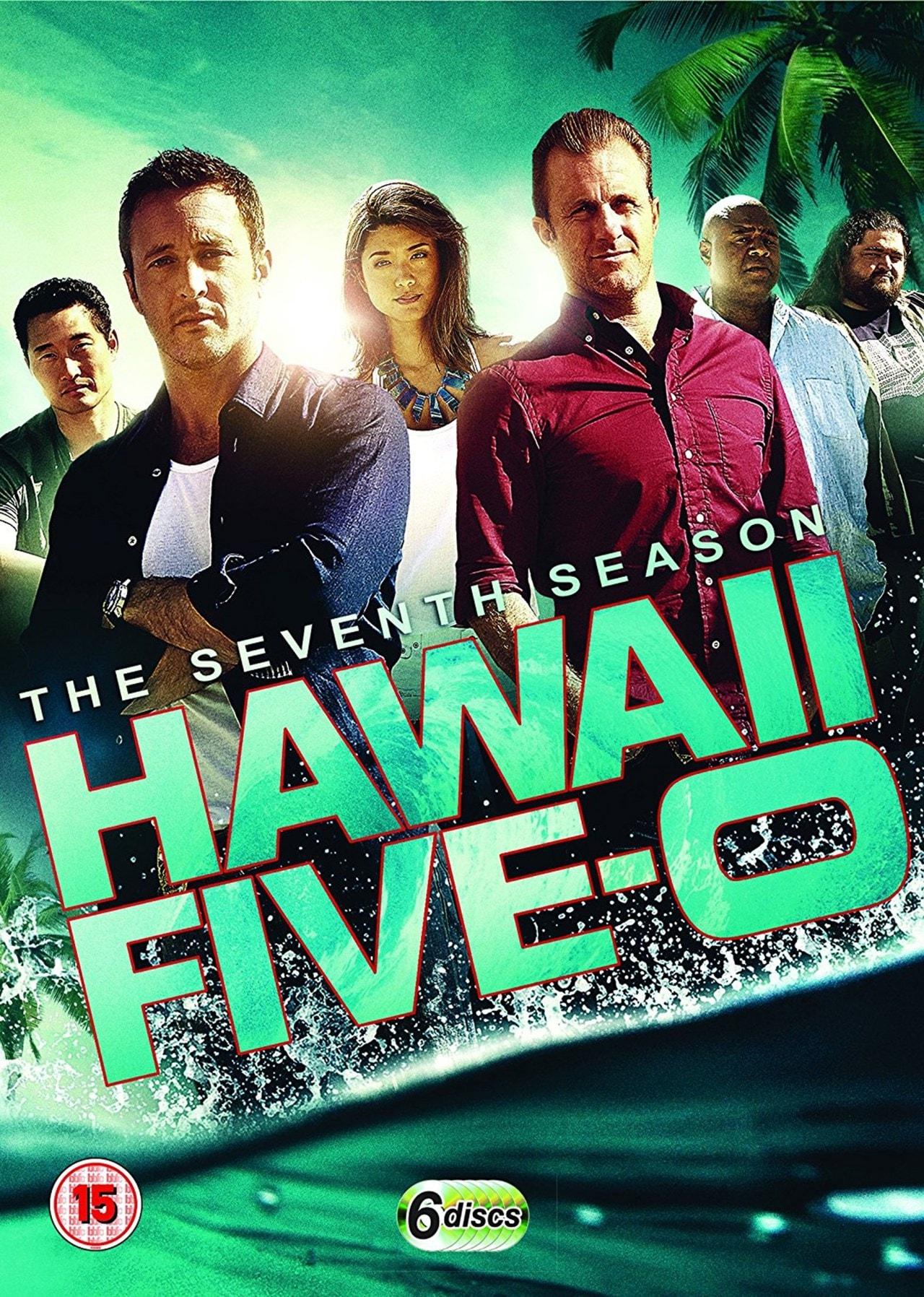 Hawaii Five-0: The Seventh Season - 1