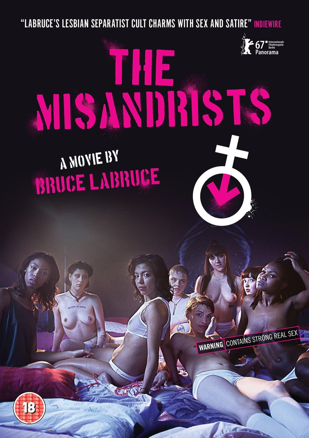 The Misandrists - 1