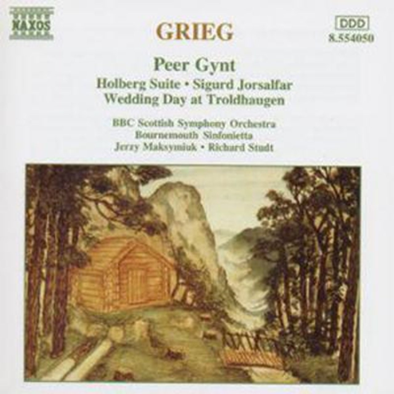 Grieg: Orchestral Music - 1