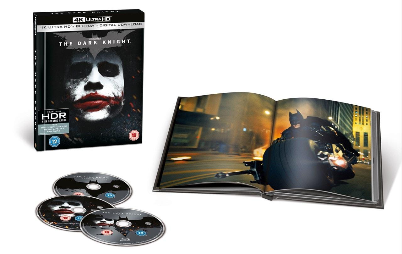 The Dark Knight - 3
