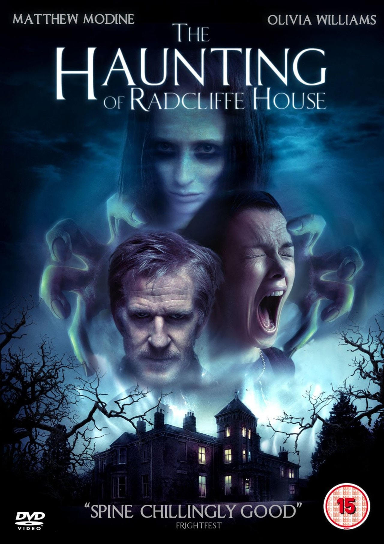 The Haunting of Radcliffe House - 1