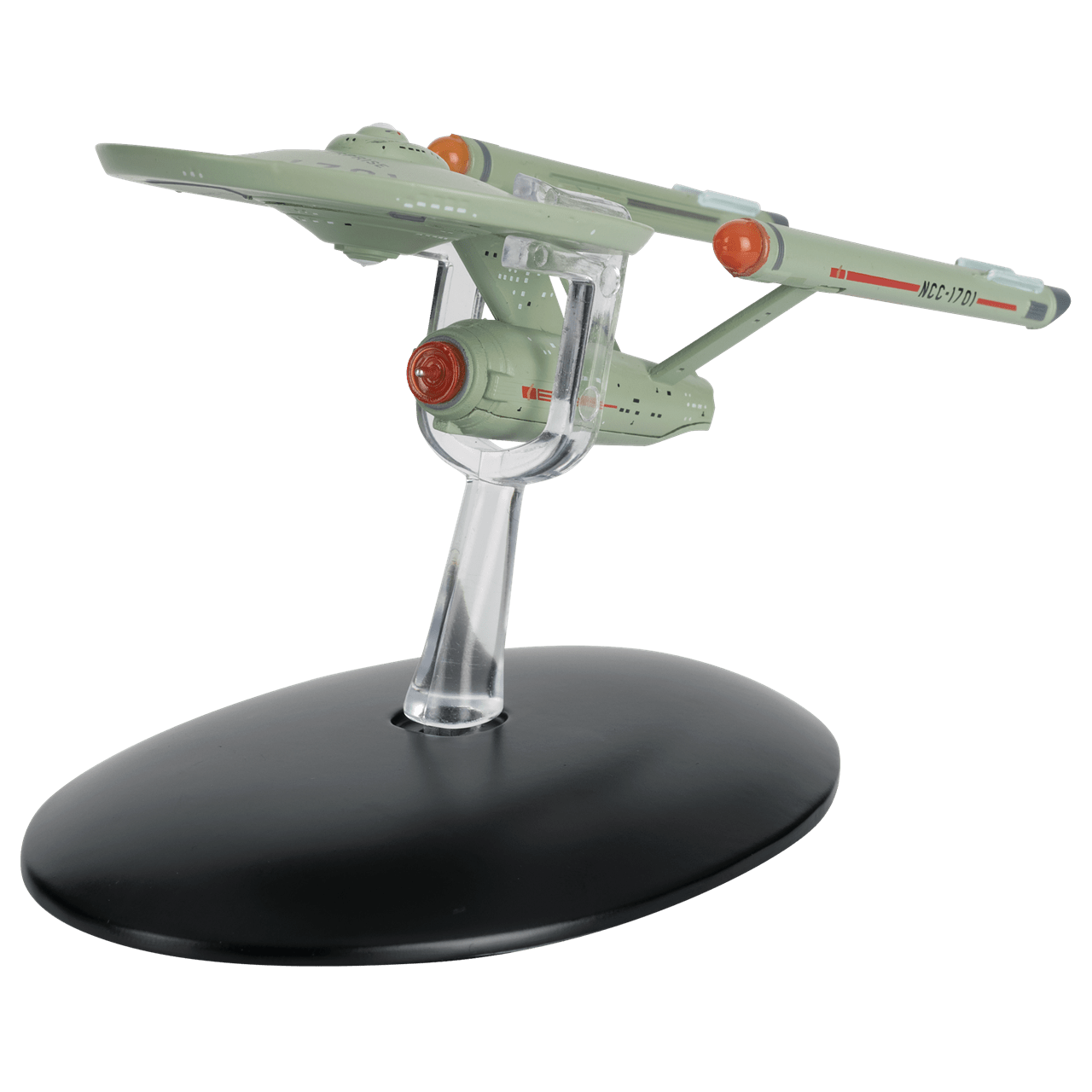 Star Trek USS Enterprise NCC-1701: Original TV Series: Hero Collector - 2