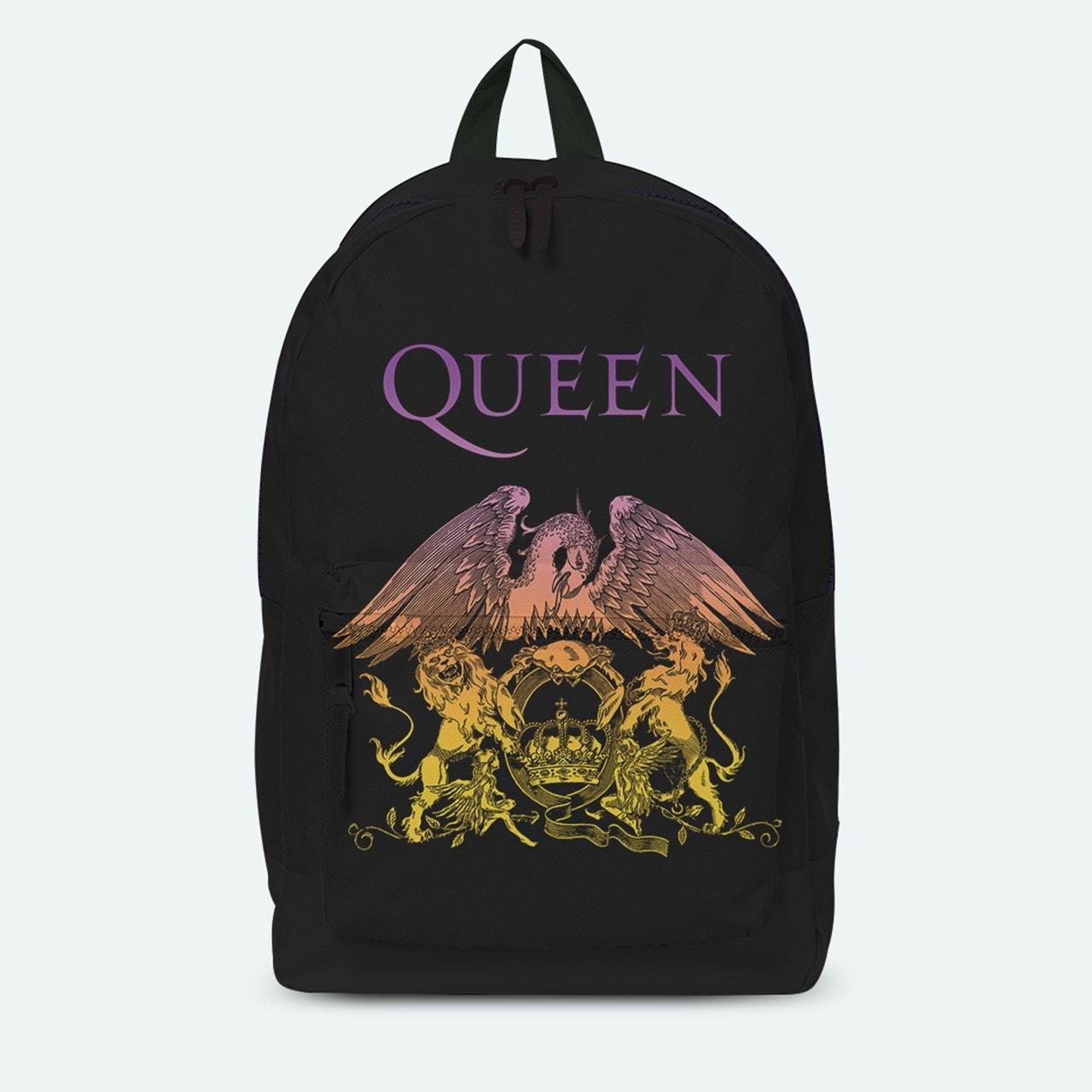 Queen: Bohemian Crest Backpack - 1