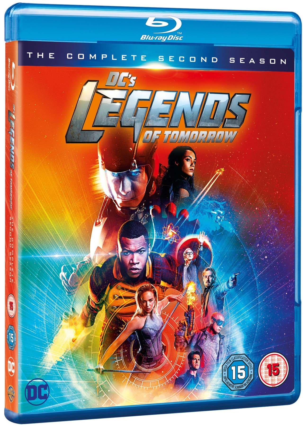DC's Legends of Tomorrow: The Complete Second Season - 2