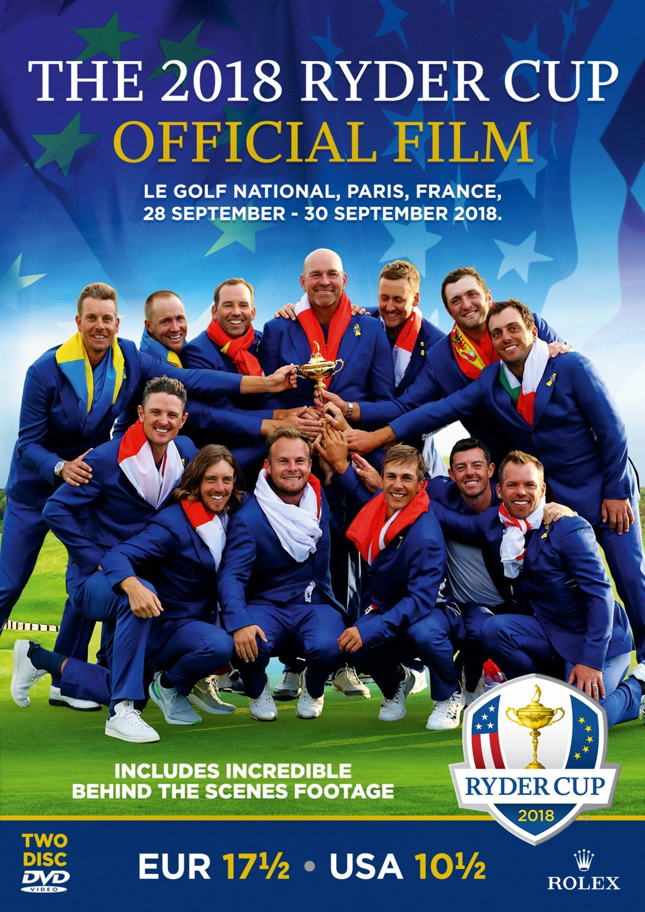 The 2018 Ryder Cup Official Film - 1
