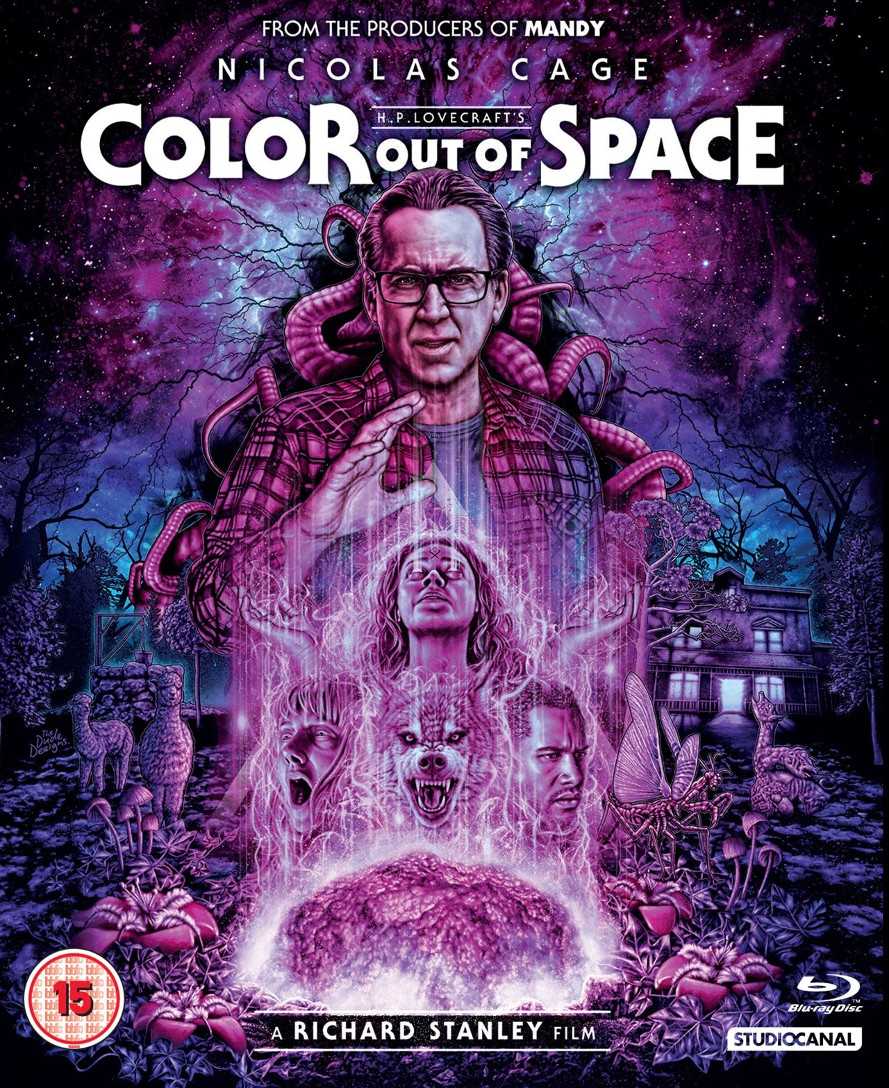 Color Out of Space - 1