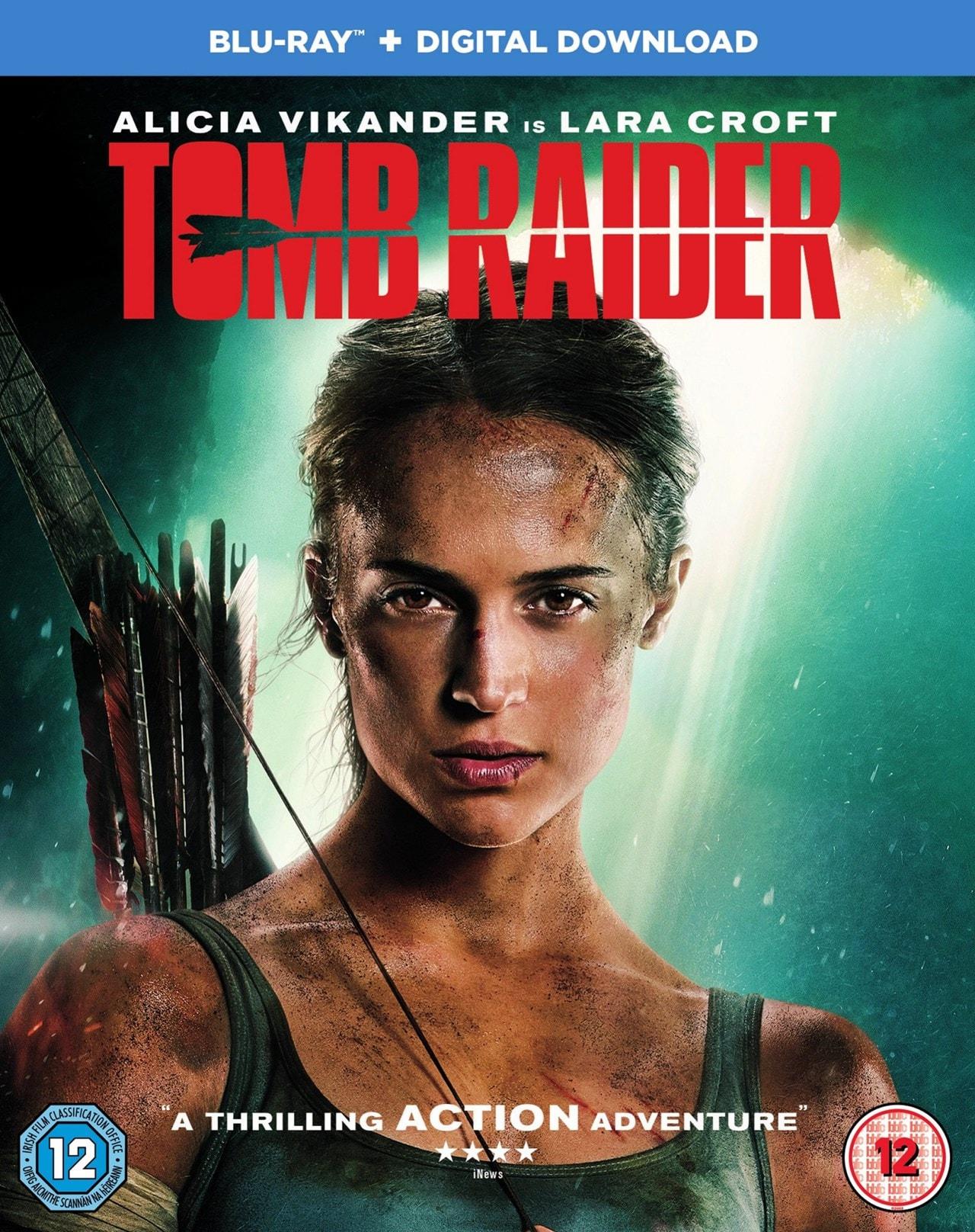 Tomb Raider - 1
