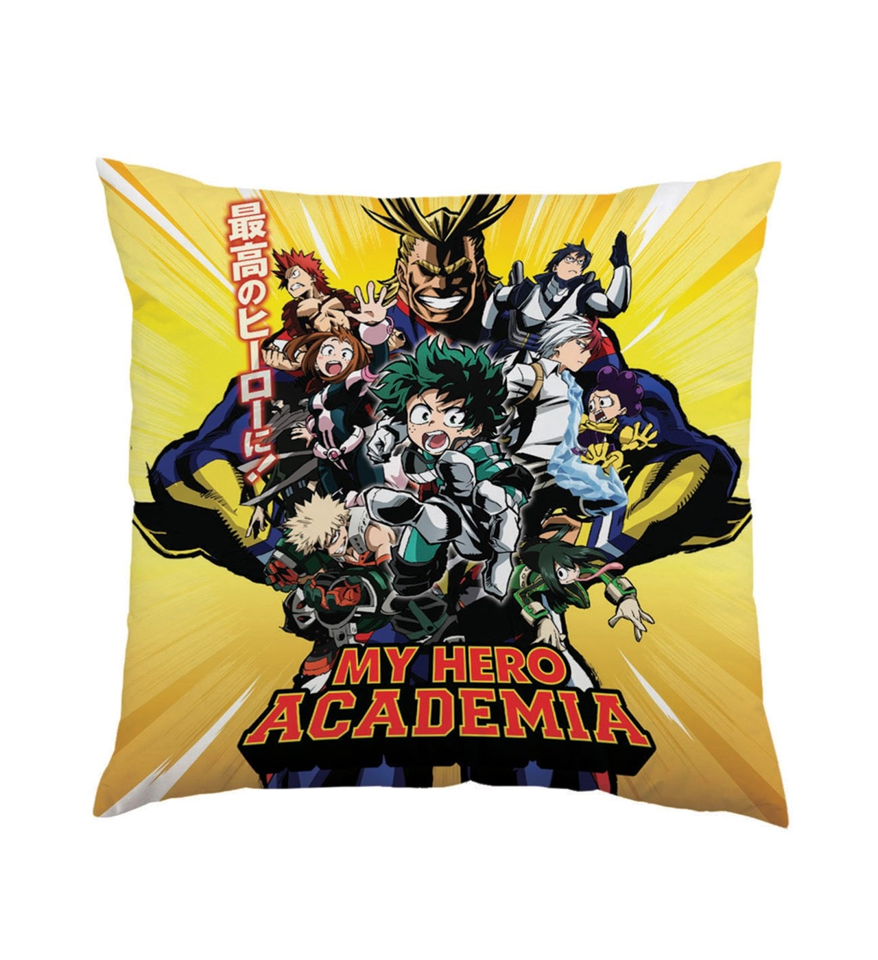 My Hero Academia Cushion - 1