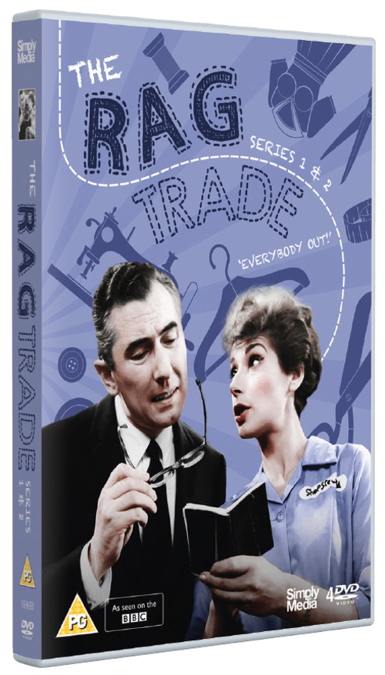 The Rag Trade: Series 1 & 2 - 1