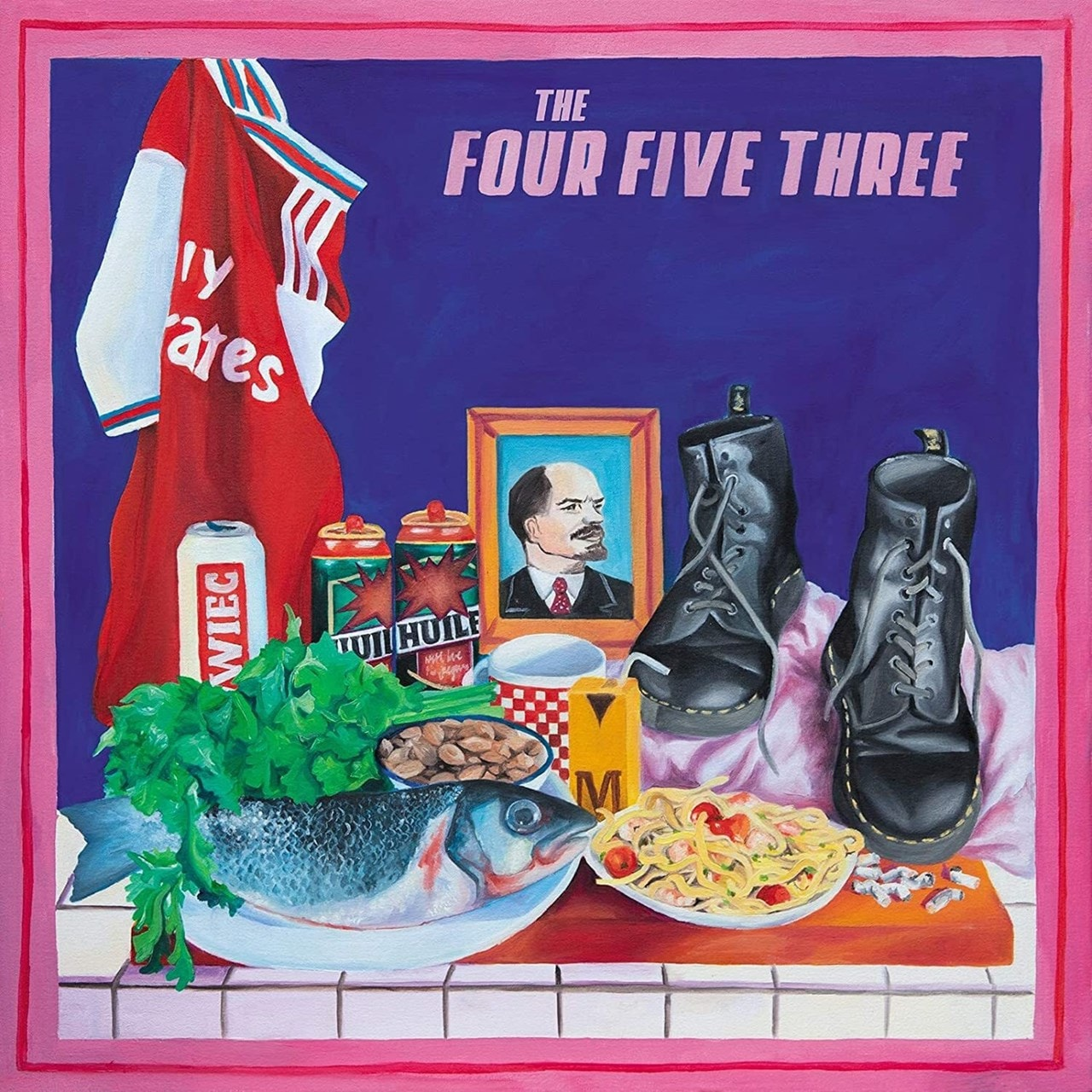 The Four Five Three - 1