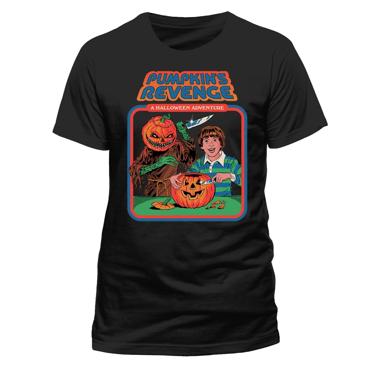 Steven Rhodes: Pumpkin's Revenge (hmv Exclusive) (Small) - 1