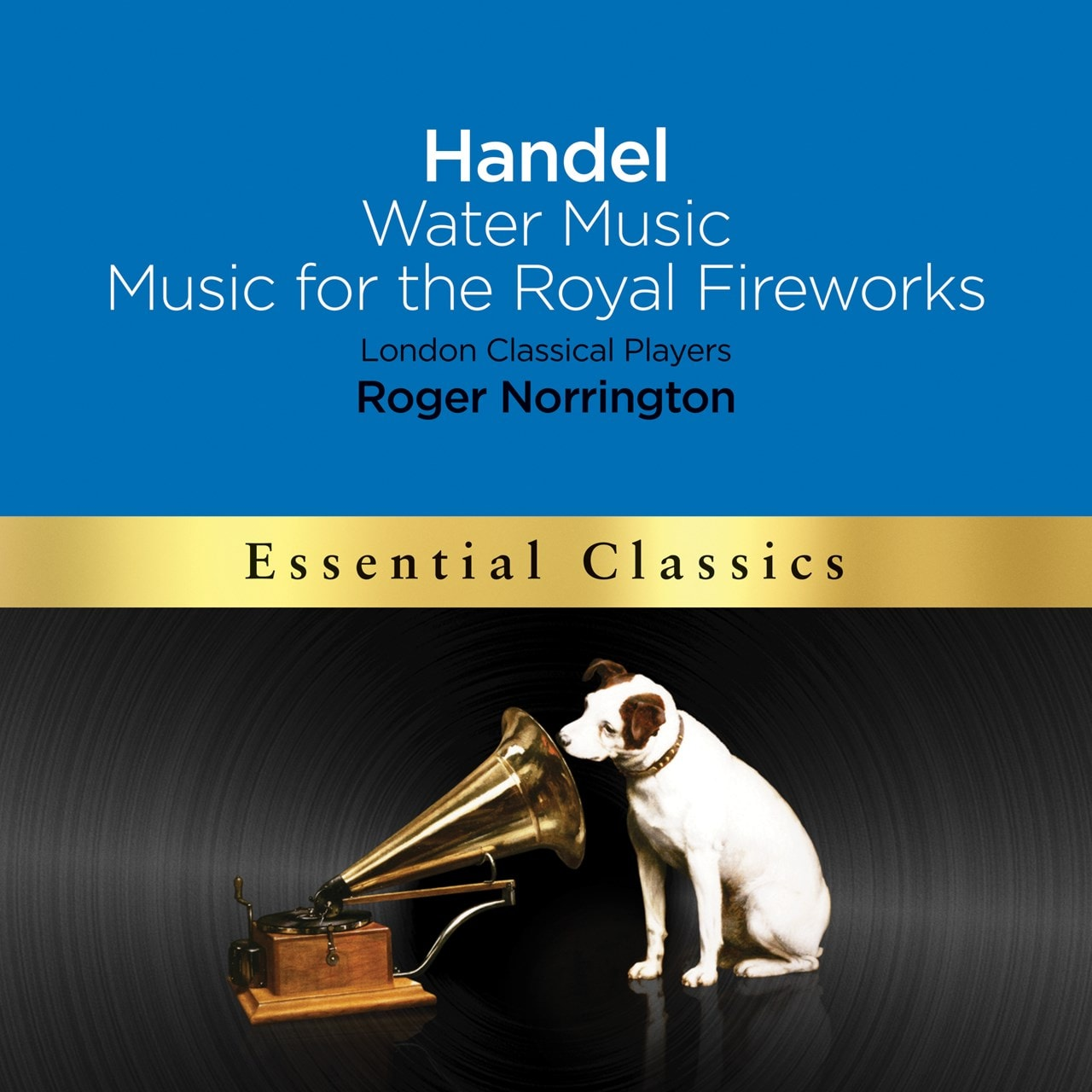 Handel: Water Music/Music for the Royal Fireworks - 1
