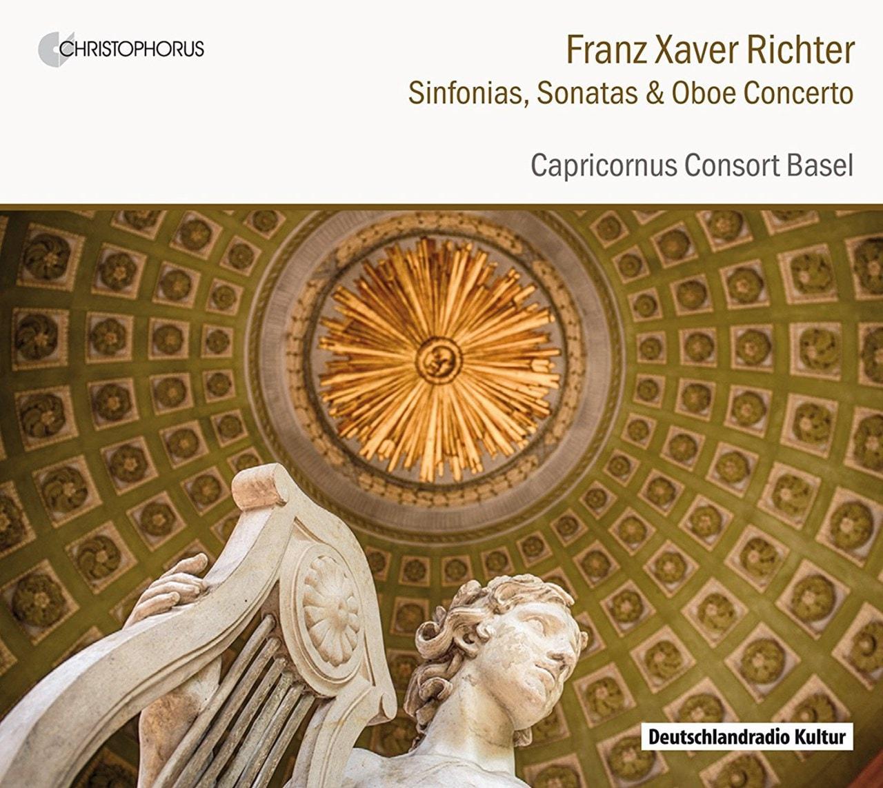 Franz Xaver Richter: Sinfonias, Sonatas & Oboe Concerto - 1