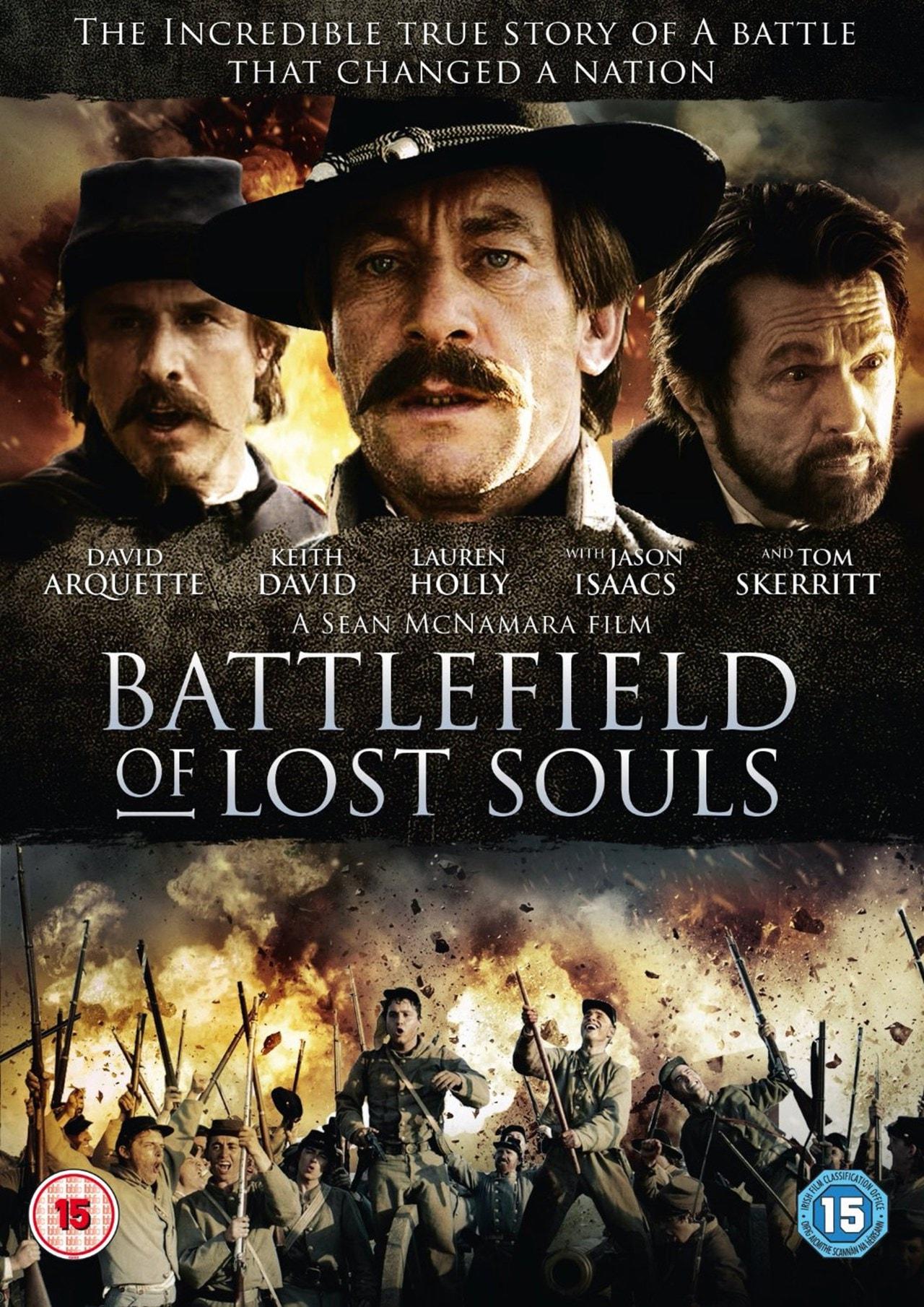 Battlefield of Lost Souls - 1