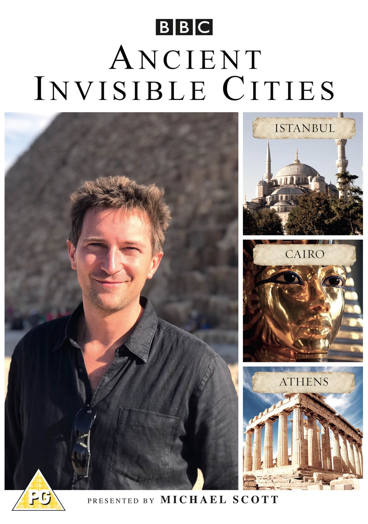 Ancient Invisible Cities - 1
