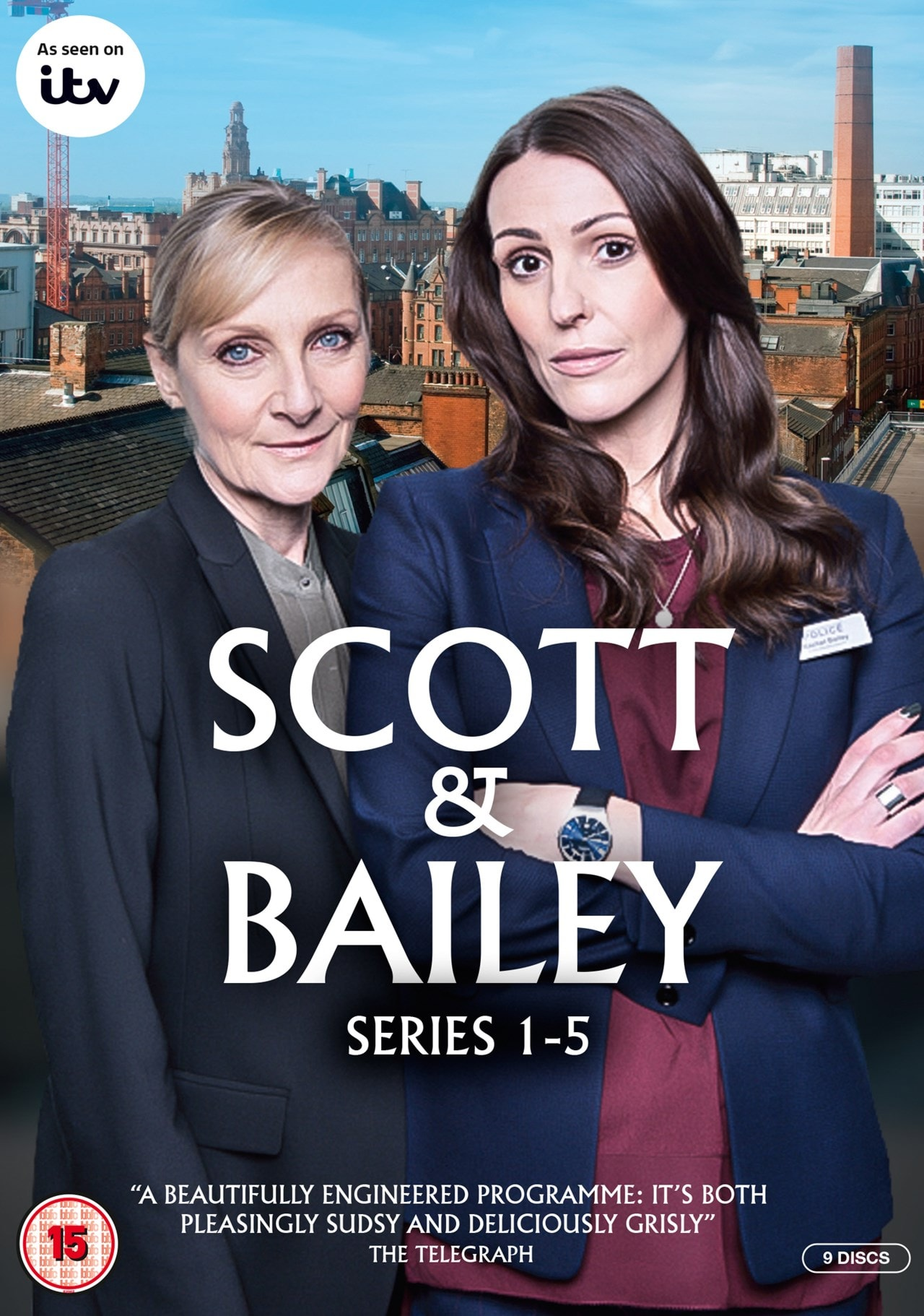 Scott and Bailey: Series 1-5 - 1
