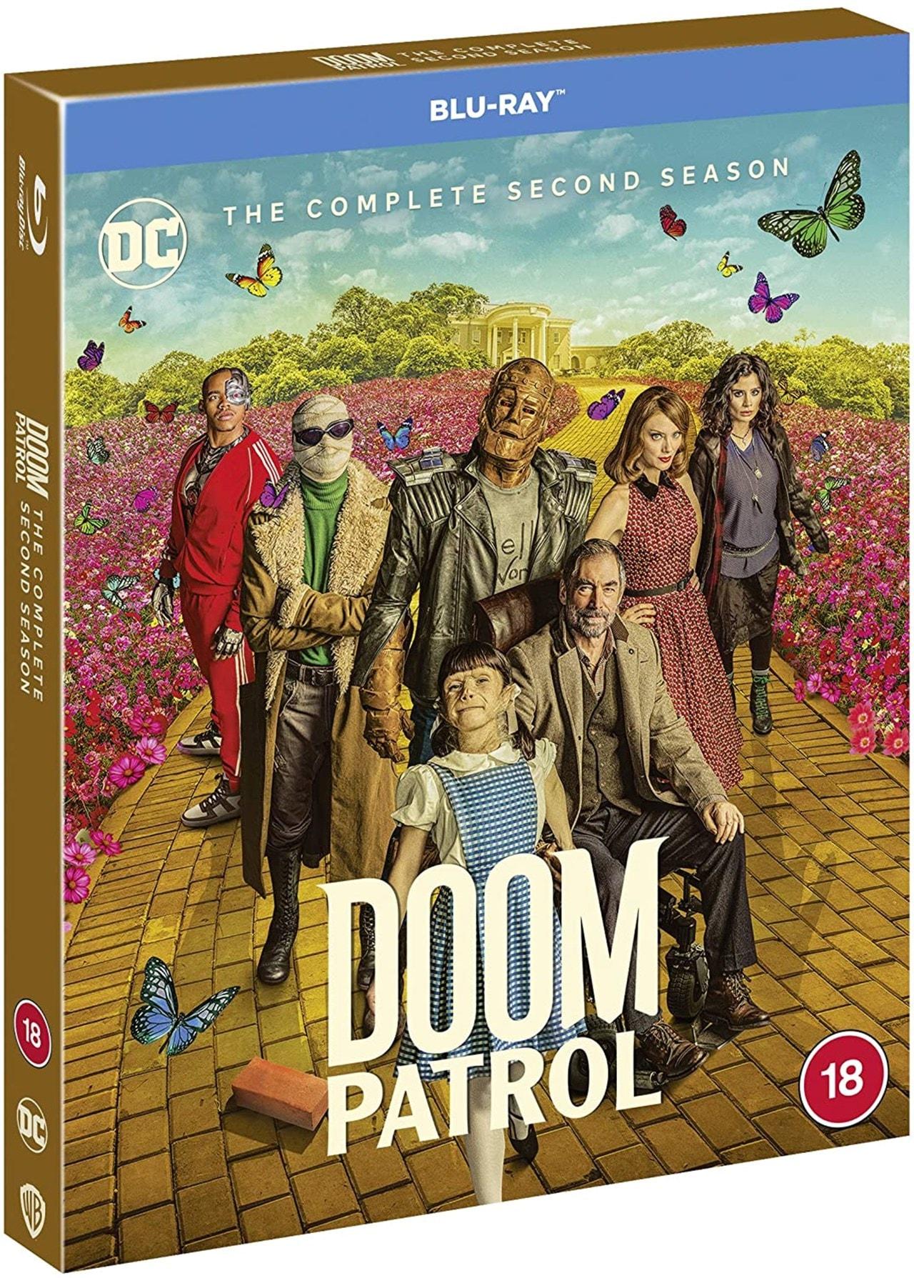 Doom Patrol: The Complete Second Season - 2