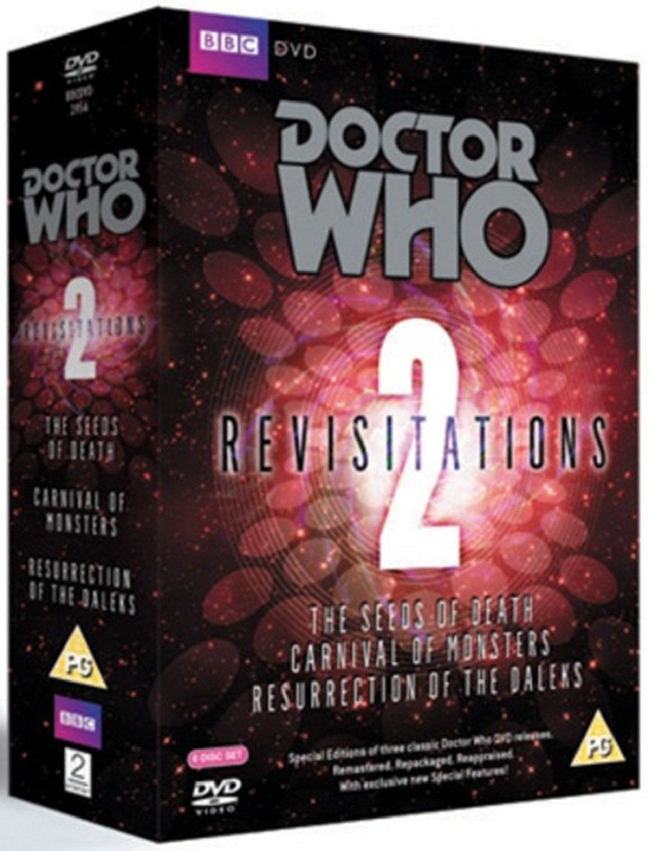 Doctor Who: Revisitations 2 - 1