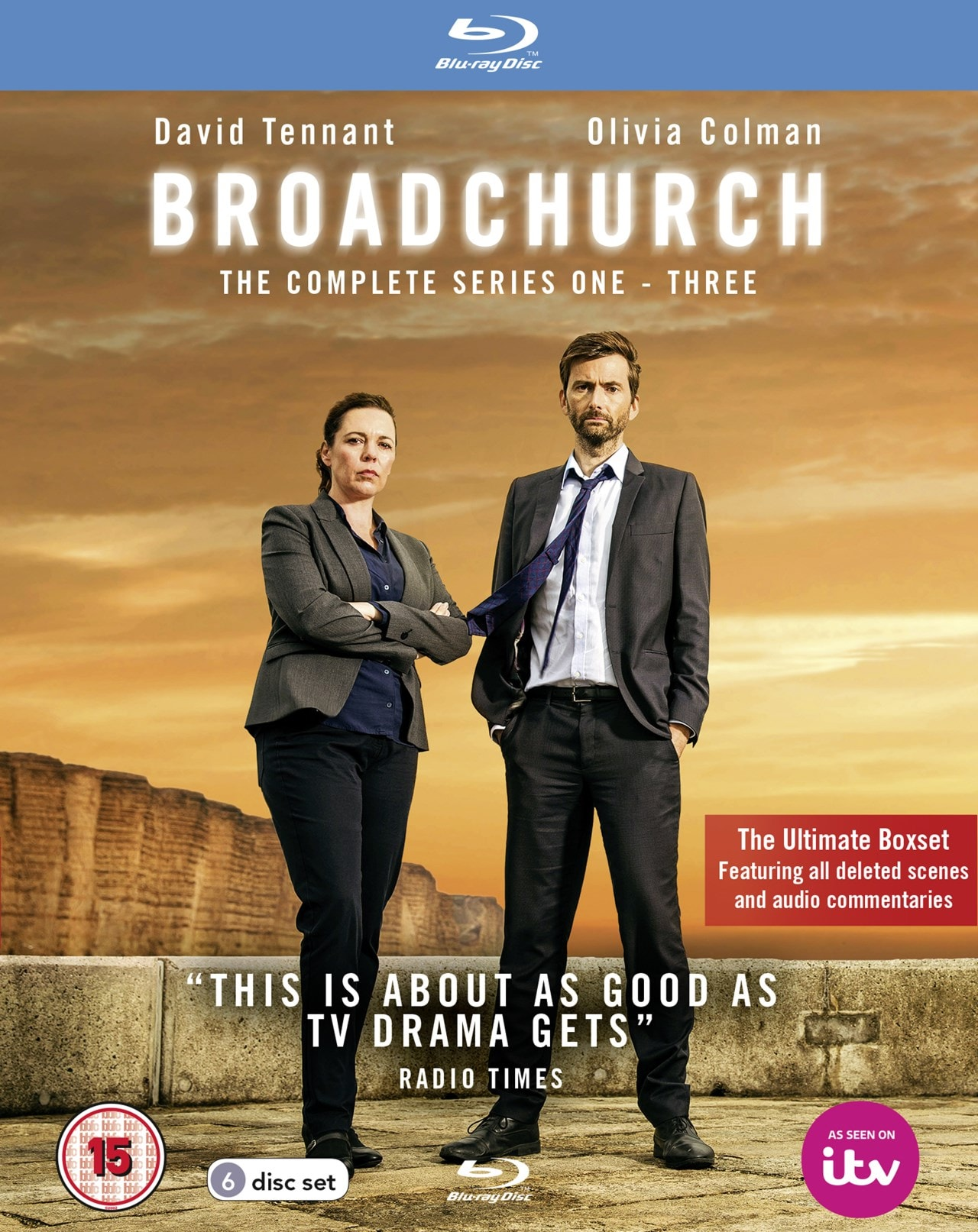 Broadchurch: The Complete Series 1-3 - 1