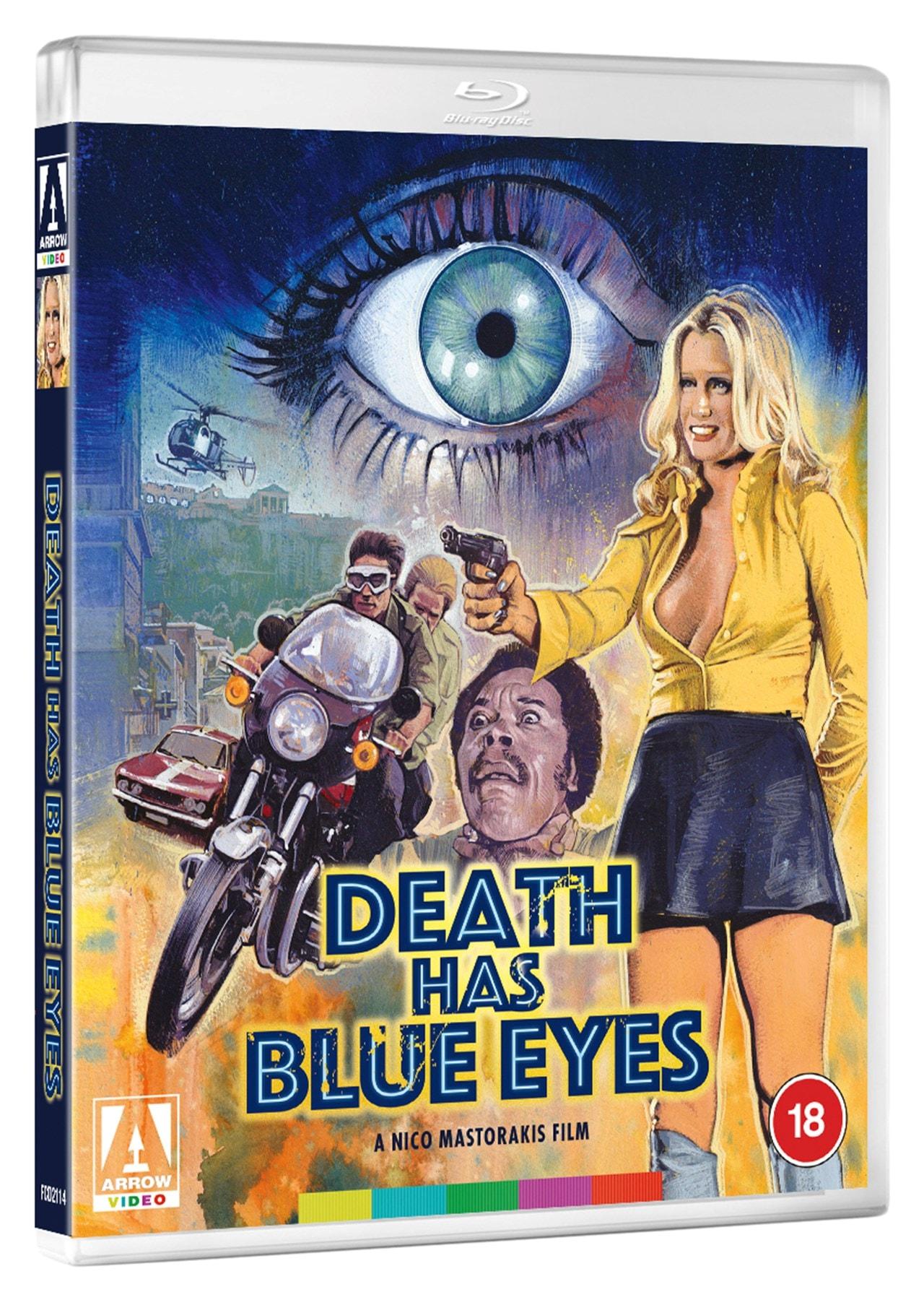 Death Has Blue Eyes - 3