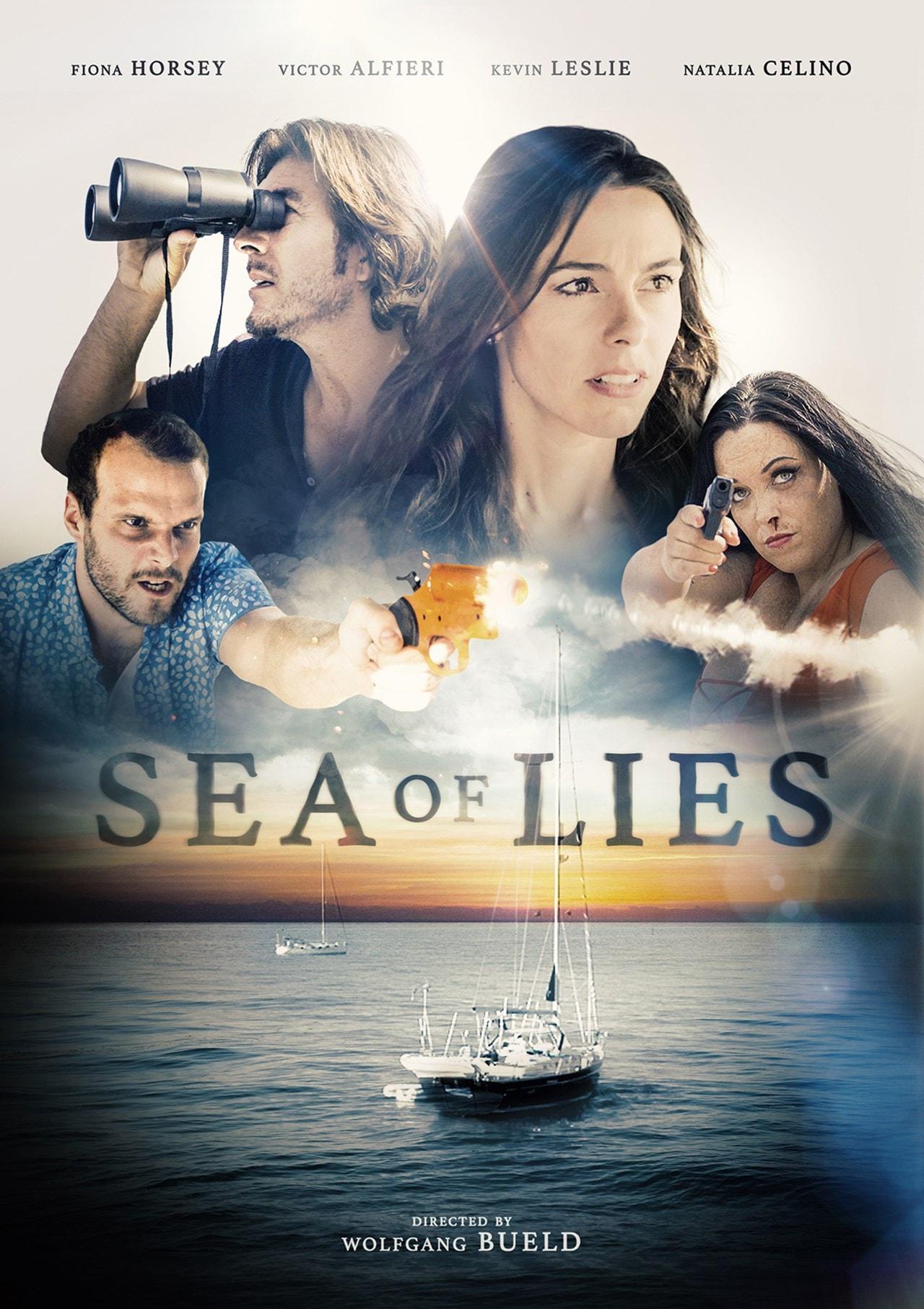 Sea of Lies - 1