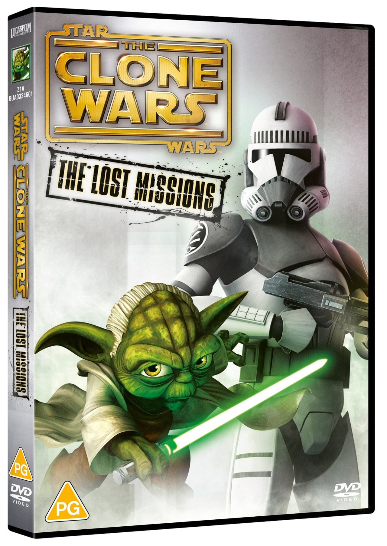 Star Wars - The Clone Wars: The Lost Missions - 2