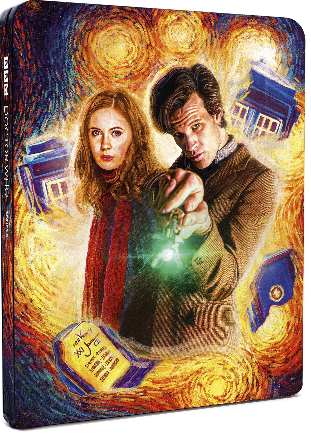 Doctor Who: The Complete Fifth Series - 2