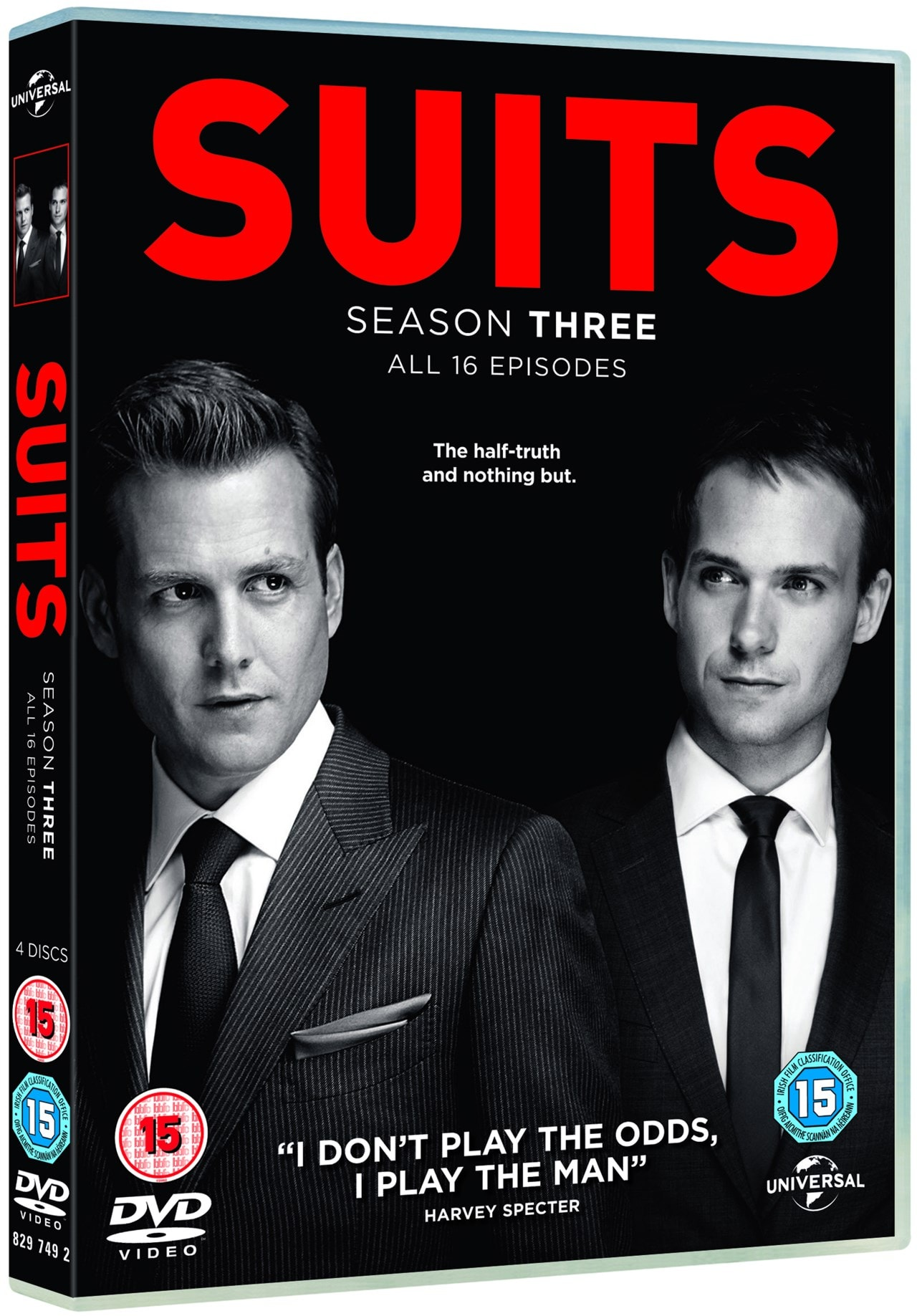 Suits: Season Three - 2