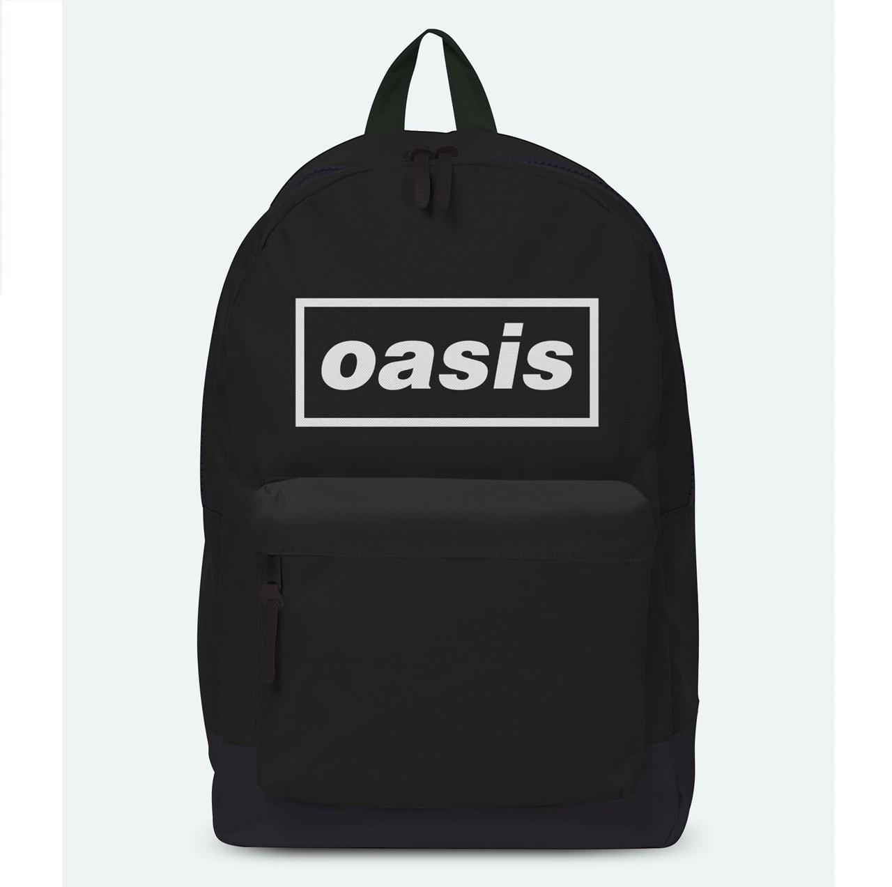 Oasis Black Backpack - 1