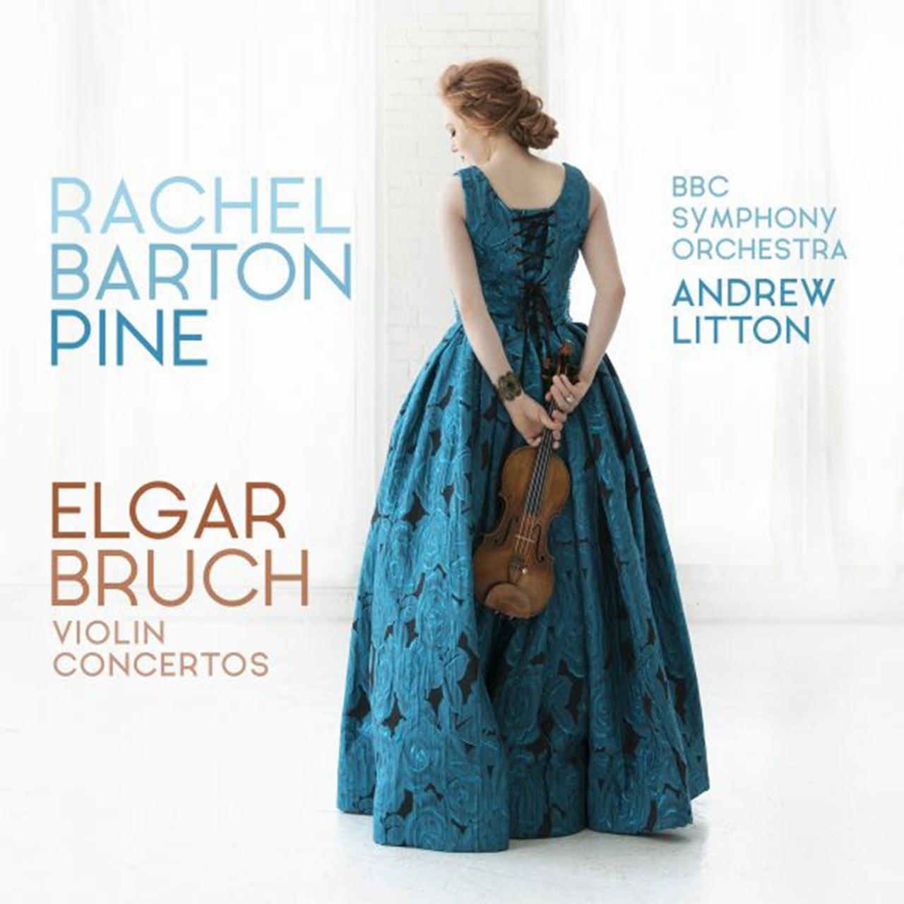 Elgar/Bruch: Violin Concertos - 1