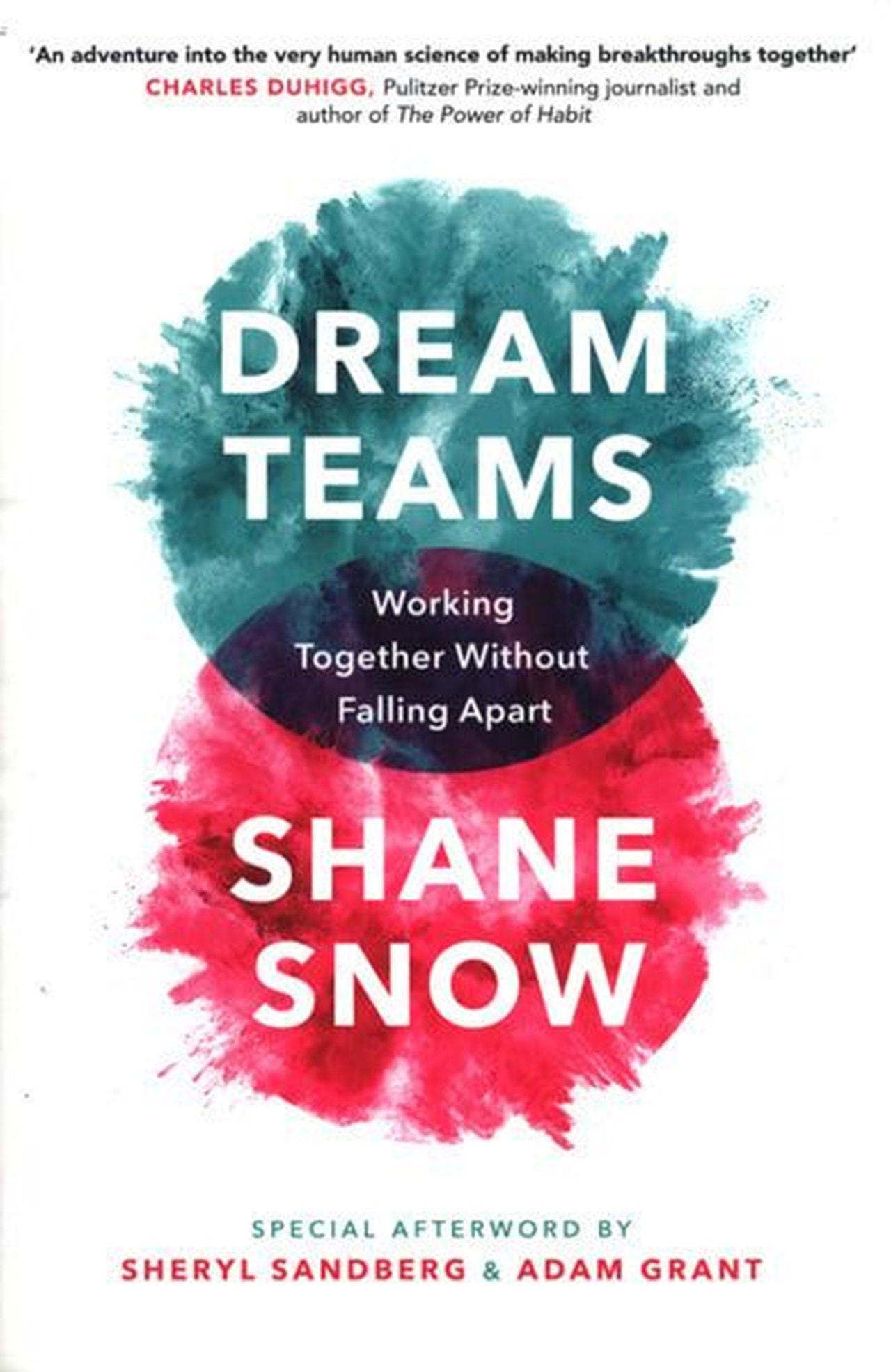 Dream Teams: Working Together - 1