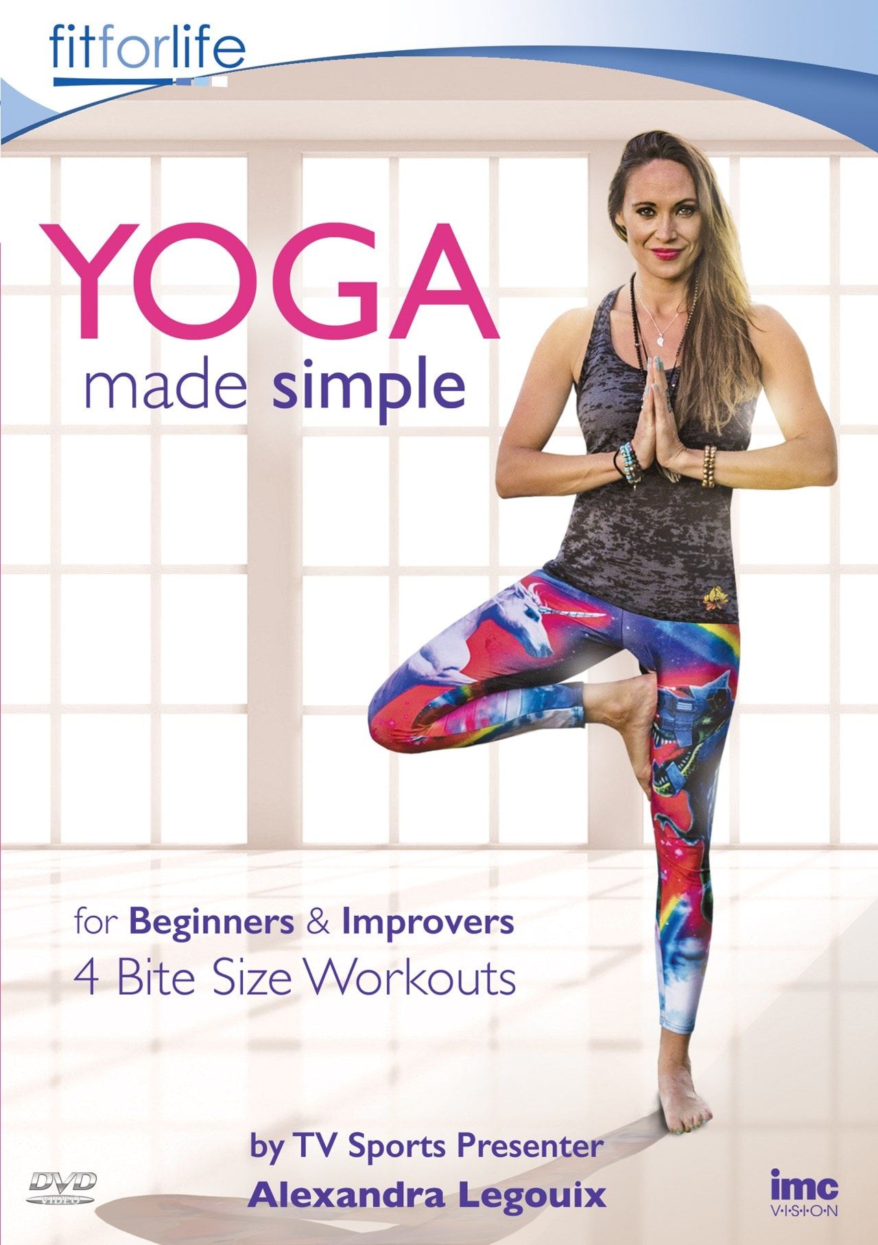 Yoga Made Simple for Beginners & Improvers: 4 Bite Size Workouts - 1