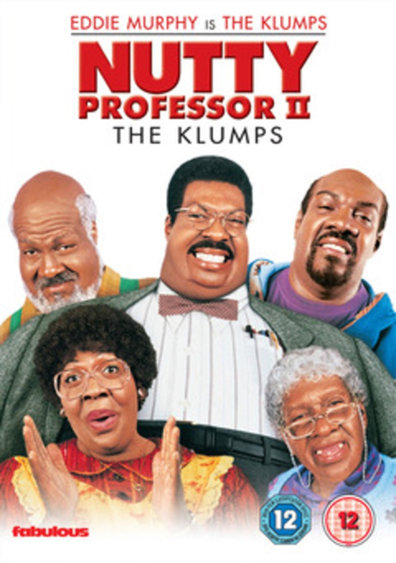 The Nutty Professor 2 - The Klumps - 1